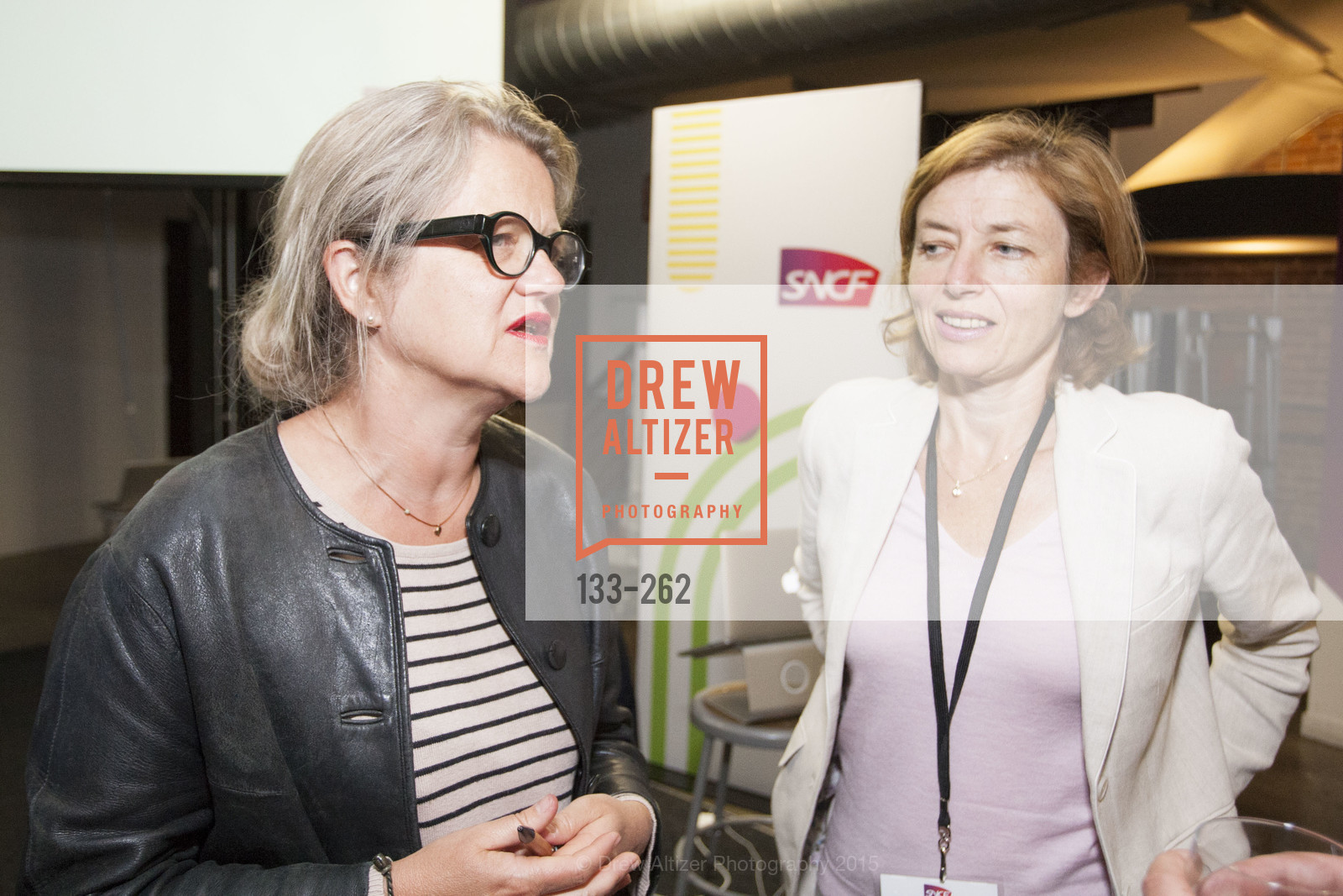 Benedicte Tilloy, Florence Parly, Inauguration of SNCF Innovation Lab, 169 11th St, August 26th, 2015,Drew Altizer, Drew Altizer Photography, full-service agency, private events, San Francisco photographer, photographer california