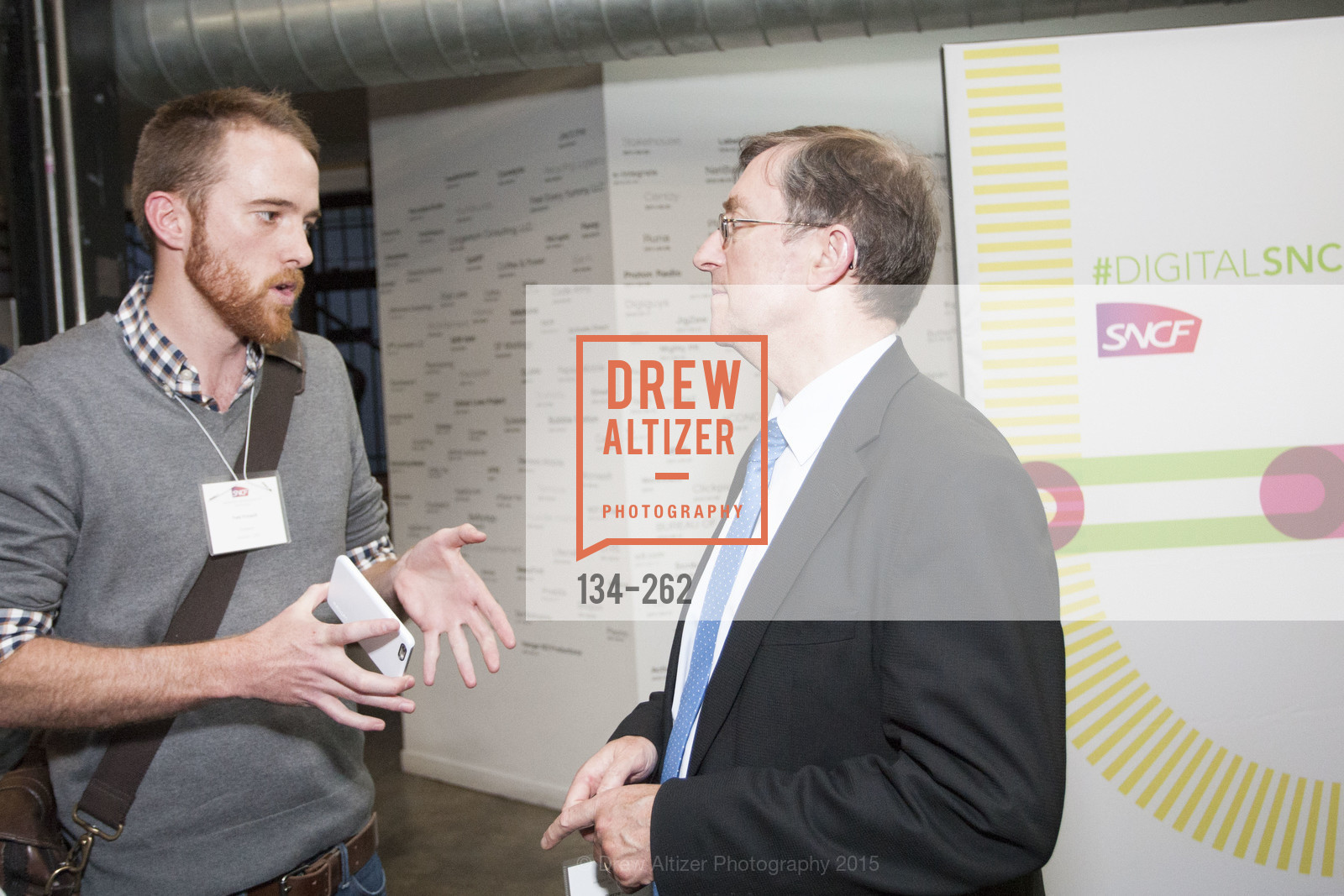 Yves Frinault, Pierre Izard, Inauguration of SNCF Innovation Lab, 169 11th St, August 26th, 2015,Drew Altizer, Drew Altizer Photography, full-service agency, private events, San Francisco photographer, photographer california