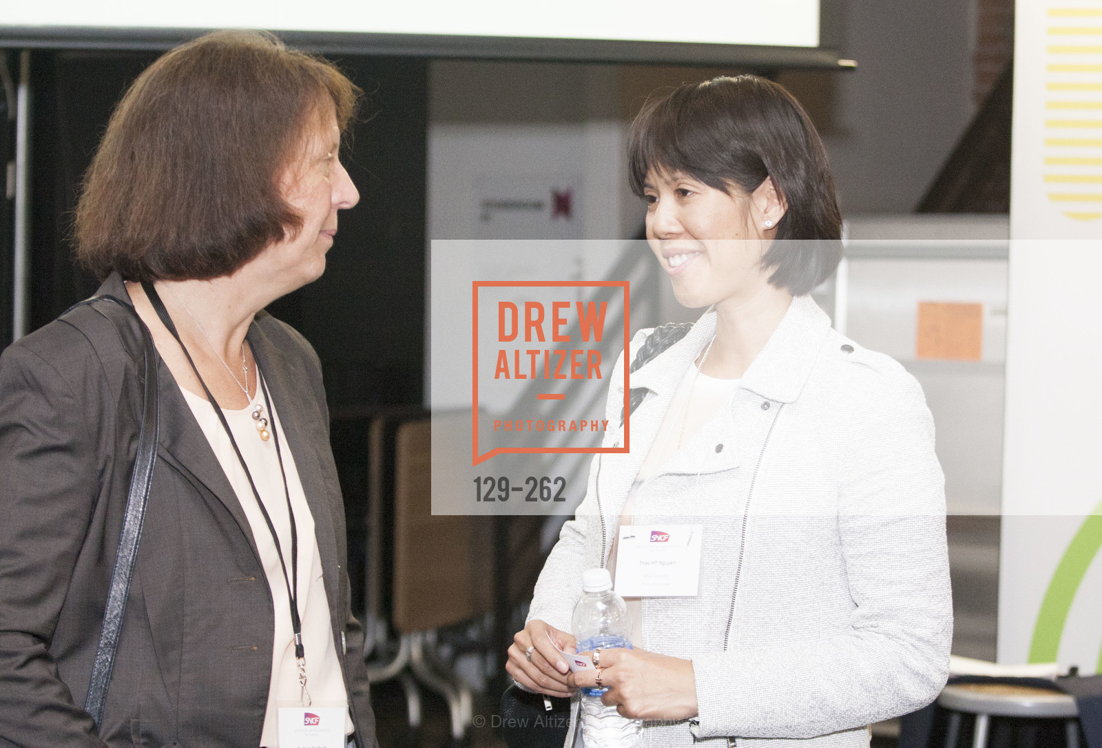 Barbara Dalibard, Thao HT Nguyen, Inauguration of SNCF Innovation Lab, 169 11th St, August 26th, 2015,Drew Altizer, Drew Altizer Photography, full-service agency, private events, San Francisco photographer, photographer california
