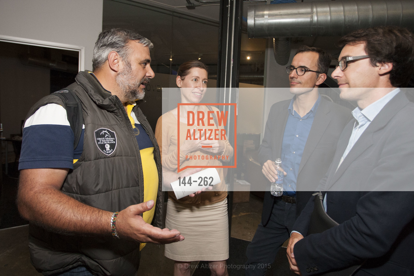 Christophe Goudy, Thibaut Munier, Inauguration of SNCF Innovation Lab, 169 11th St, August 26th, 2015,Drew Altizer, Drew Altizer Photography, full-service agency, private events, San Francisco photographer, photographer california