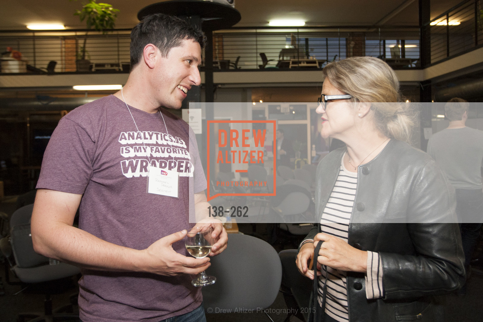 Raphael Parker, Benedicte Tilloy, Inauguration of SNCF Innovation Lab, 169 11th St, August 26th, 2015,Drew Altizer, Drew Altizer Photography, full-service agency, private events, San Francisco photographer, photographer california