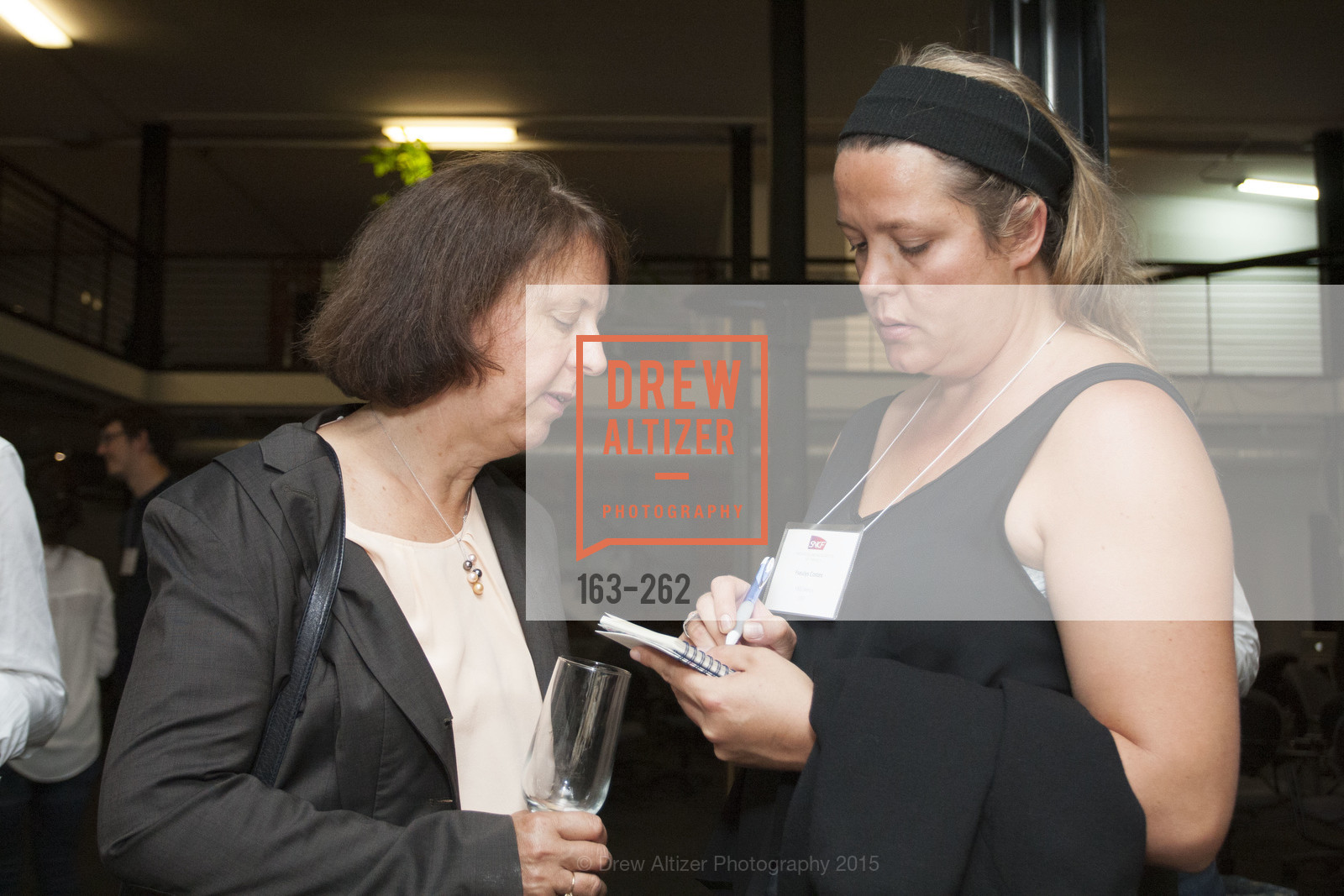 Barbara Dalibard, Yseulys Costes, Inauguration of SNCF Innovation Lab, 169 11th St, August 26th, 2015,Drew Altizer, Drew Altizer Photography, full-service agency, private events, San Francisco photographer, photographer california