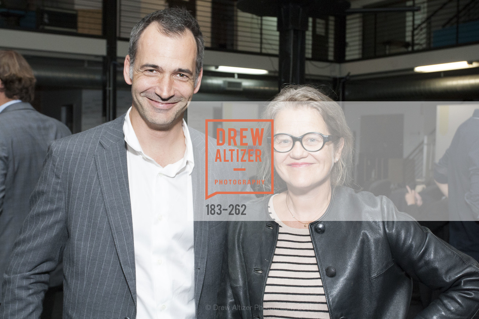 Philippe Plichon, Benedicte Tilloy, Inauguration of SNCF Innovation Lab, 169 11th St, August 26th, 2015,Drew Altizer, Drew Altizer Photography, full-service agency, private events, San Francisco photographer, photographer california