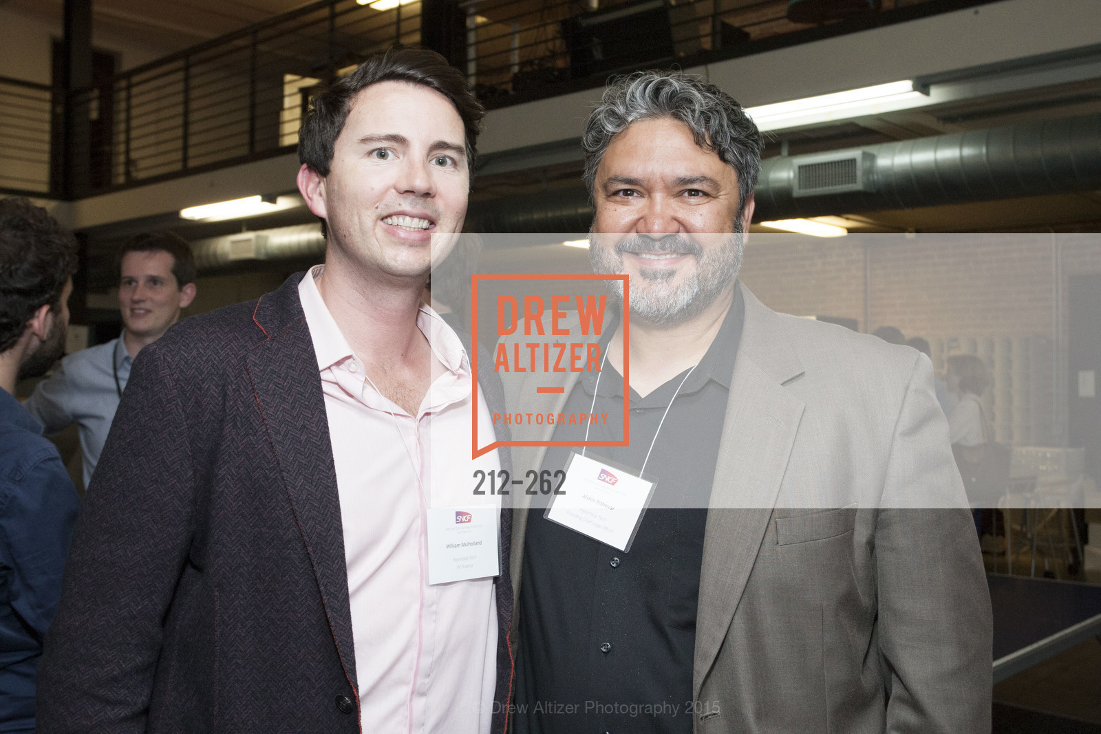 William Mulholland, Afshin Pishevar, Inauguration of SNCF Innovation Lab, 169 11th St, August 26th, 2015,Drew Altizer, Drew Altizer Photography, full-service agency, private events, San Francisco photographer, photographer california