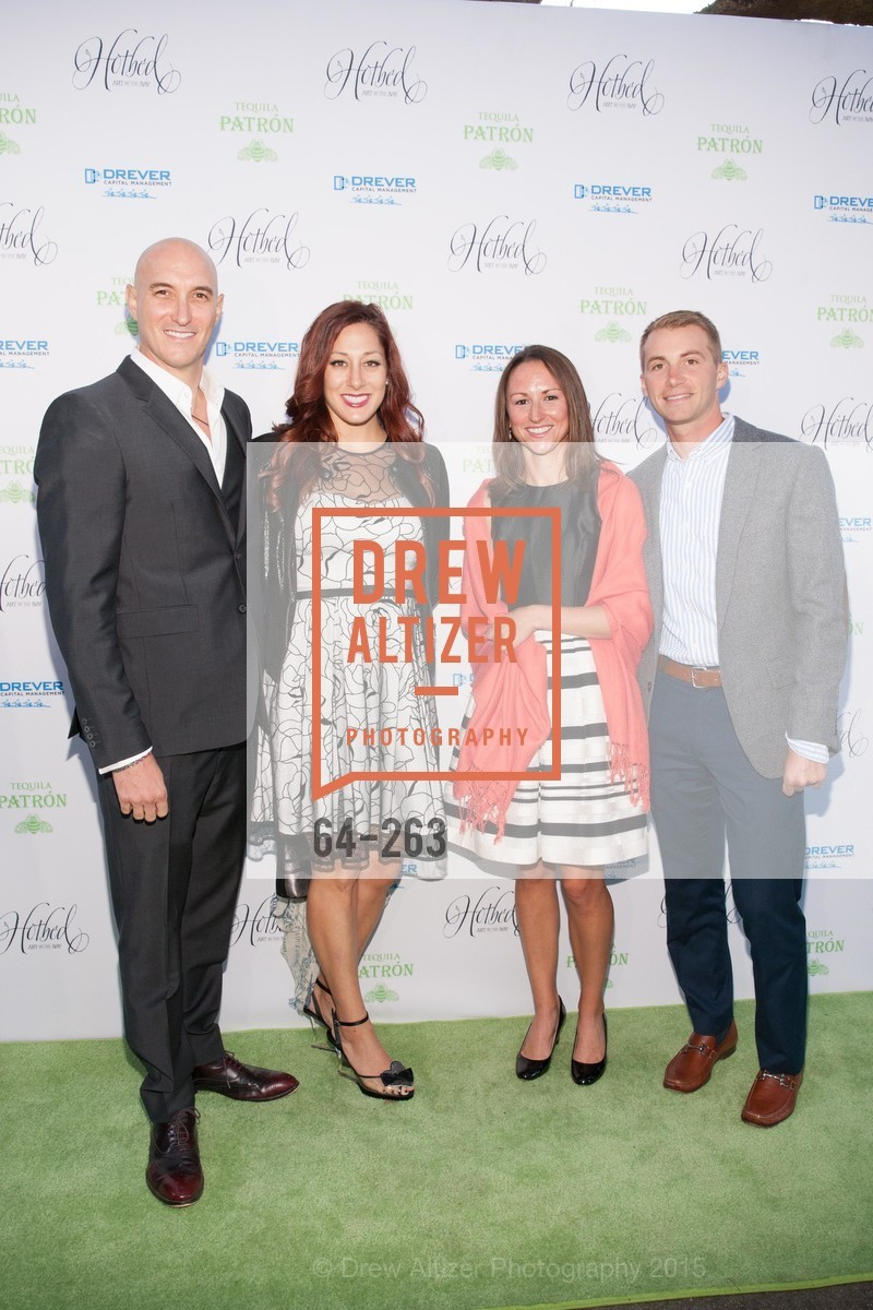 Kyle Hermans, Jenna Hermans, Mary Kate Colins, Keith Collins, Drever Family Foundation Presents The 2015 Hotbed Benefit, Private, August 22nd, 2015,Drew Altizer, Drew Altizer Photography, full-service agency, private events, San Francisco photographer, photographer california