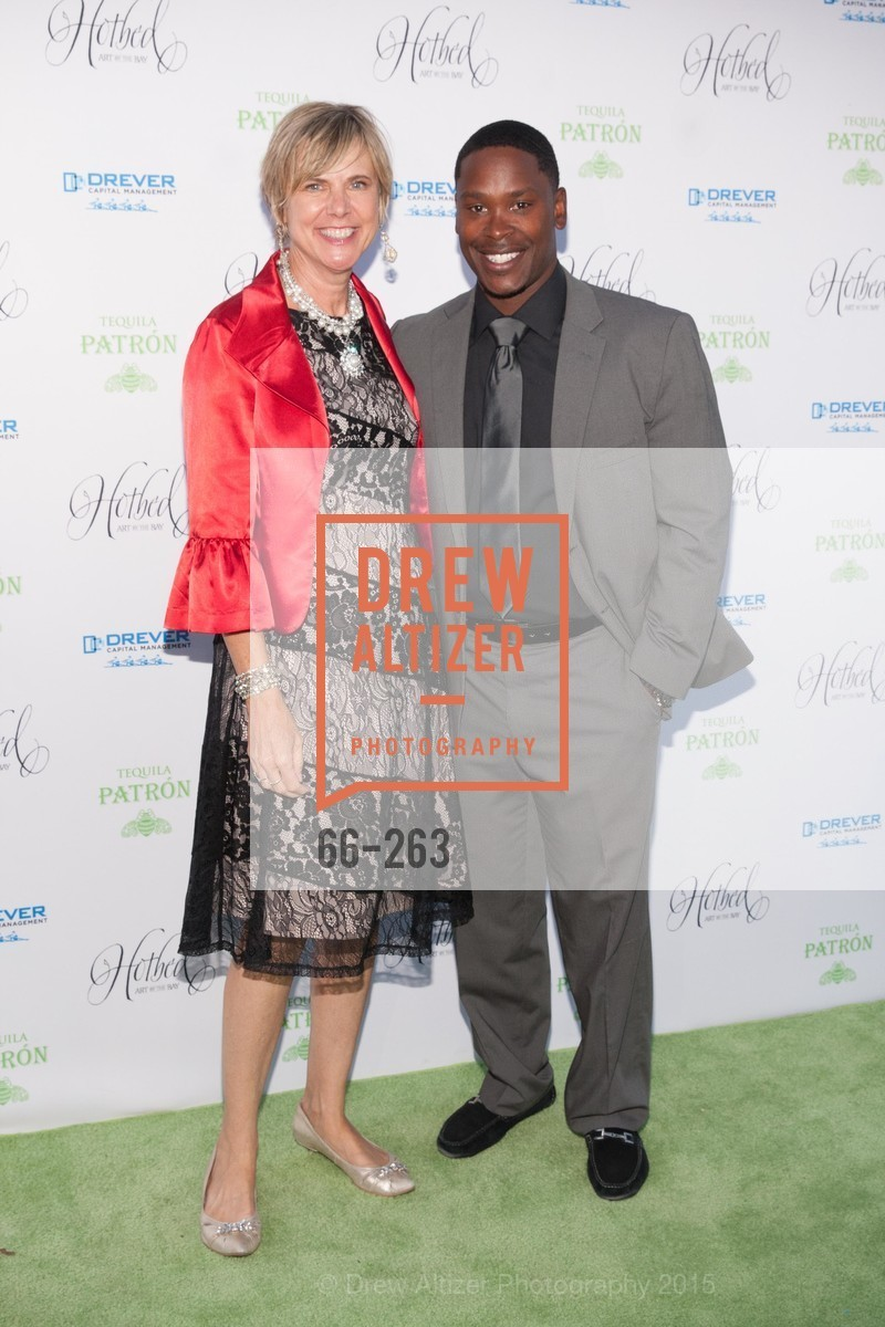 Janet Durkin, Rondell Gibson, Drever Family Foundation Presents The 2015 Hotbed Benefit, Private, August 22nd, 2015,Drew Altizer, Drew Altizer Photography, full-service agency, private events, San Francisco photographer, photographer california