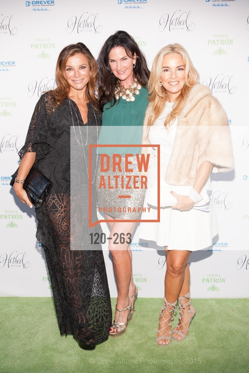 Claudia Ross, Lisa Alexander, Shanena Gunn, Drever Family Foundation Presents The 2015 Hotbed Benefit, Private, August 22nd, 2015,Drew Altizer, Drew Altizer Photography, full-service agency, private events, San Francisco photographer, photographer california