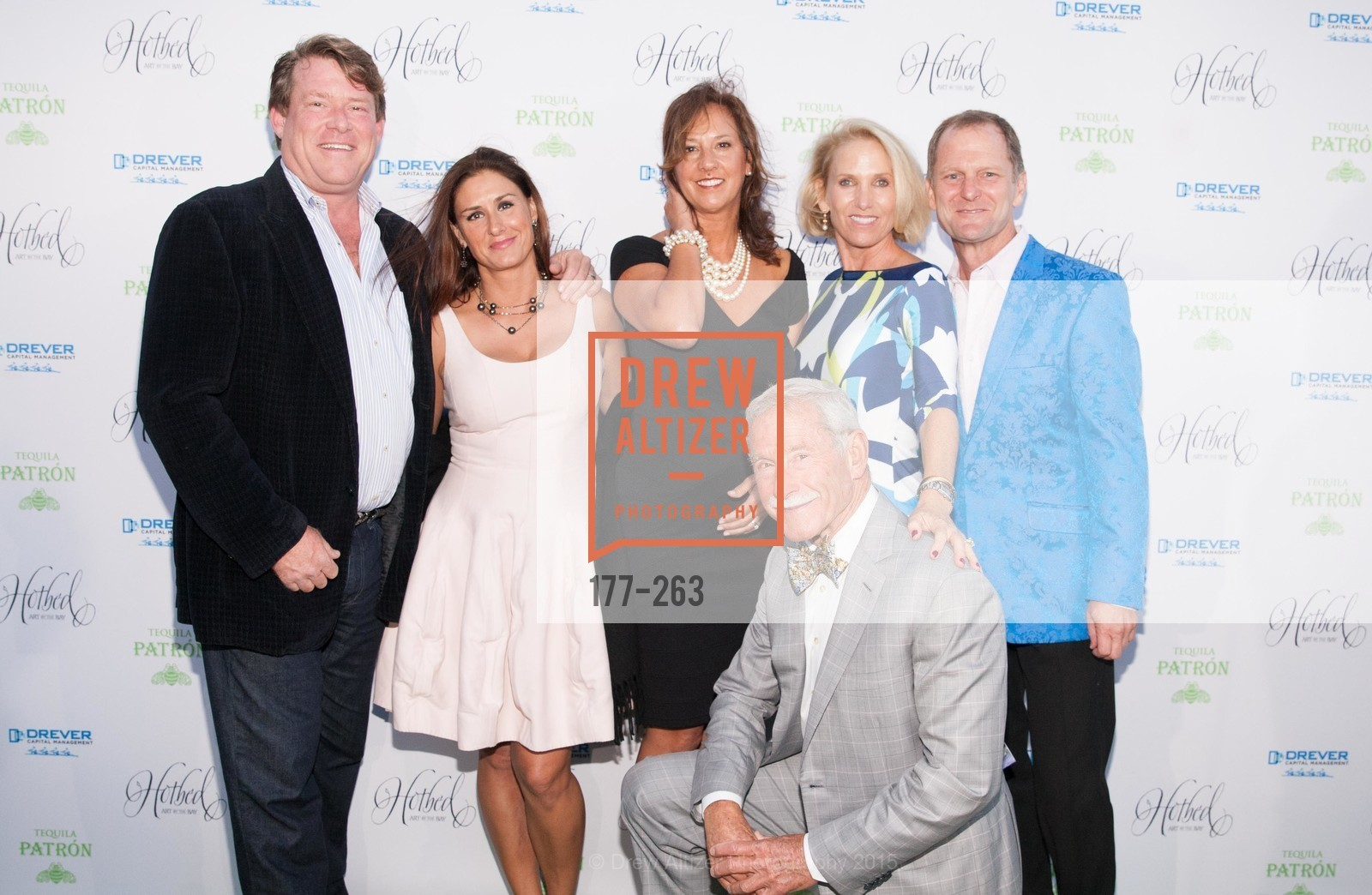 Britt Doyle, Ana Barretto, Maxwell Drever. Katie Benson, Charlie Kieser, Drever Family Foundation Presents The 2015 Hotbed Benefit, Private, August 22nd, 2015,Drew Altizer, Drew Altizer Photography, full-service agency, private events, San Francisco photographer, photographer california