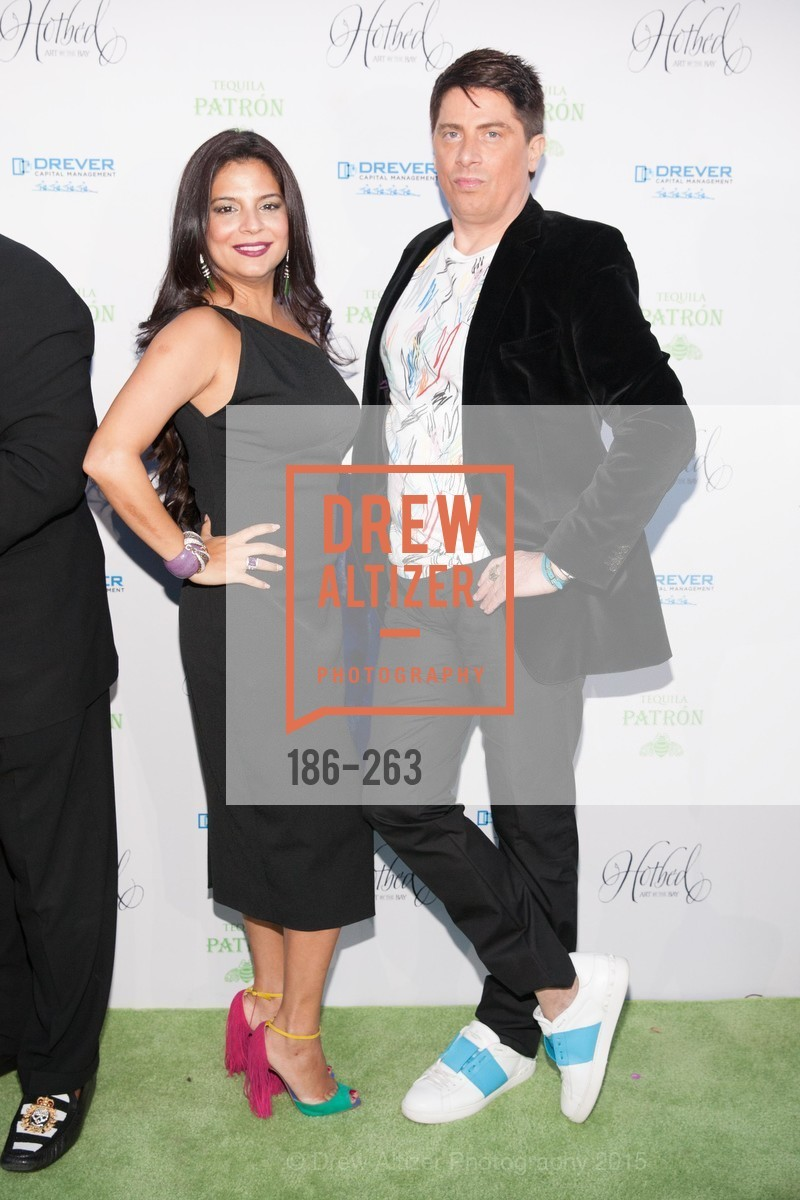 Monaz Mehta, Aubrey Brewster, Drever Family Foundation Presents The 2015 Hotbed Benefit, Private, August 22nd, 2015,Drew Altizer, Drew Altizer Photography, full-service agency, private events, San Francisco photographer, photographer california