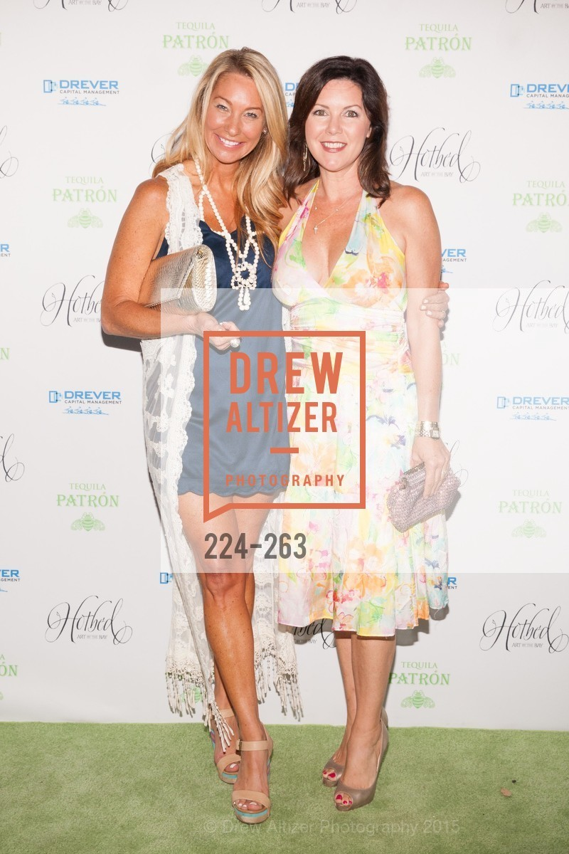 Tiffany Cummins, Dana Dowell, Drever Family Foundation Presents The 2015 Hotbed Benefit, Private, August 22nd, 2015,Drew Altizer, Drew Altizer Photography, full-service agency, private events, San Francisco photographer, photographer california