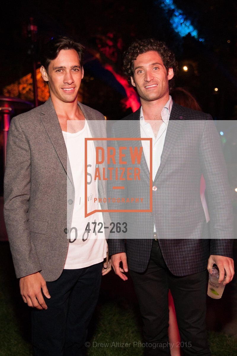 Ryan Biggs, Justin Fichelson, Drever Family Foundation Presents The 2015 Hotbed Benefit, Private, August 22nd, 2015,Drew Altizer, Drew Altizer Photography, full-service agency, private events, San Francisco photographer, photographer california