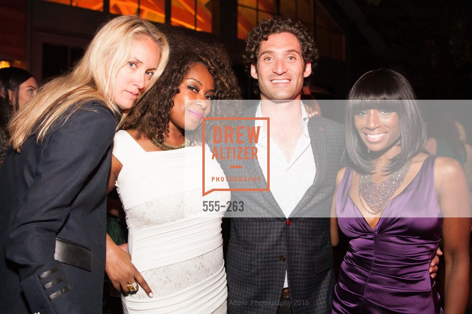 Brigitte Miekle, Chaundra Woods, Justin Fichelson, Pernella Sommerville, Drever Family Foundation Presents The 2015 Hotbed Benefit, Private, August 22nd, 2015,Drew Altizer, Drew Altizer Photography, full-service agency, private events, San Francisco photographer, photographer california