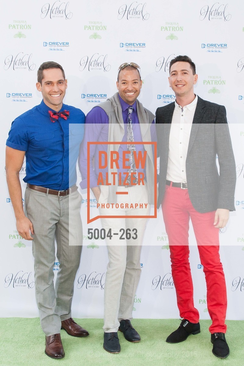 Greg Kowalski, Quincy McClinton, Joel Giullian, Drever Family Foundation Presents The 2015 Hotbed Benefit, Private, August 22nd, 2015,Drew Altizer, Drew Altizer Photography, full-service agency, private events, San Francisco photographer, photographer california