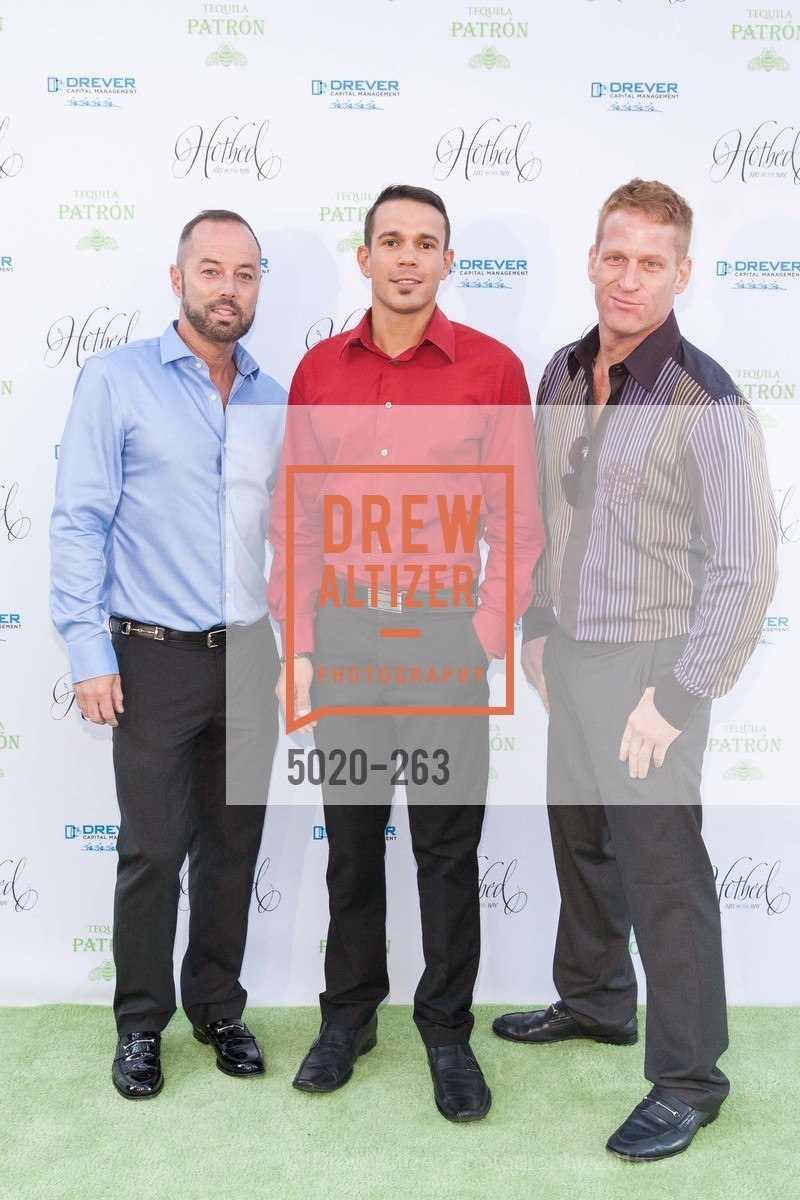 Cecil Russell, Mykul Chretian, Bevin Shamel, Drever Family Foundation Presents The 2015 Hotbed Benefit, Private, August 22nd, 2015,Drew Altizer, Drew Altizer Photography, full-service agency, private events, San Francisco photographer, photographer california