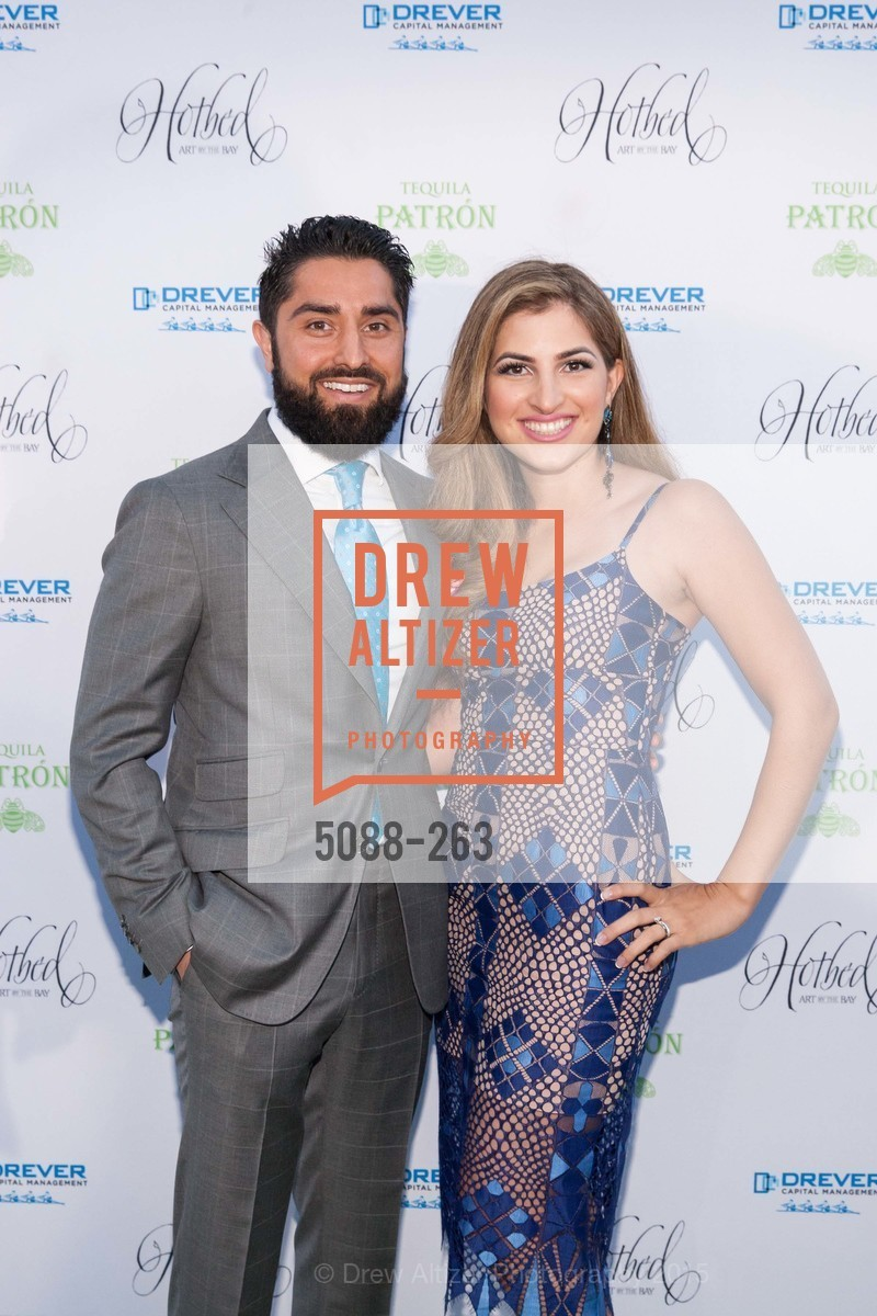 Roh Habibi, Shugufa Habibi, Drever Family Foundation Presents The 2015 Hotbed Benefit, Private, August 22nd, 2015,Drew Altizer, Drew Altizer Photography, full-service agency, private events, San Francisco photographer, photographer california