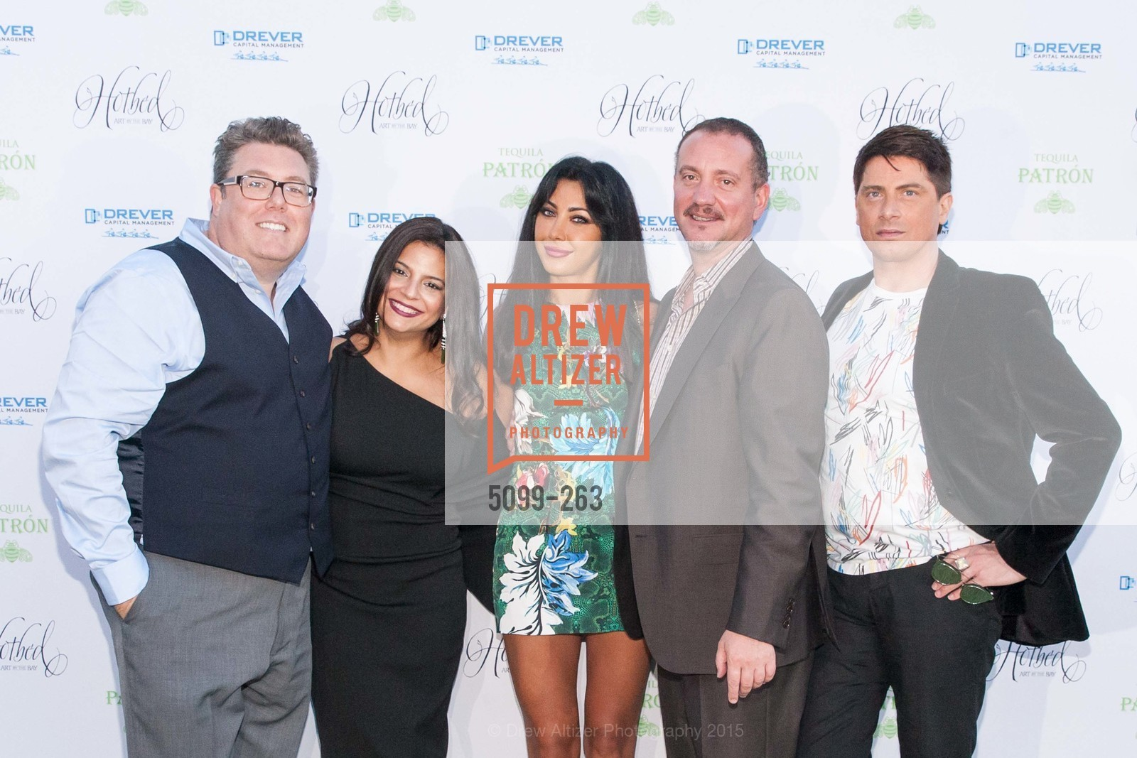 Clif Loftin, Monaz Mehta, Paraneh, Gene Kristul, Aubrey Brewster, Drever Family Foundation Presents The 2015 Hotbed Benefit, Private, August 22nd, 2015,Drew Altizer, Drew Altizer Photography, full-service event agency, private events, San Francisco photographer, photographer California
