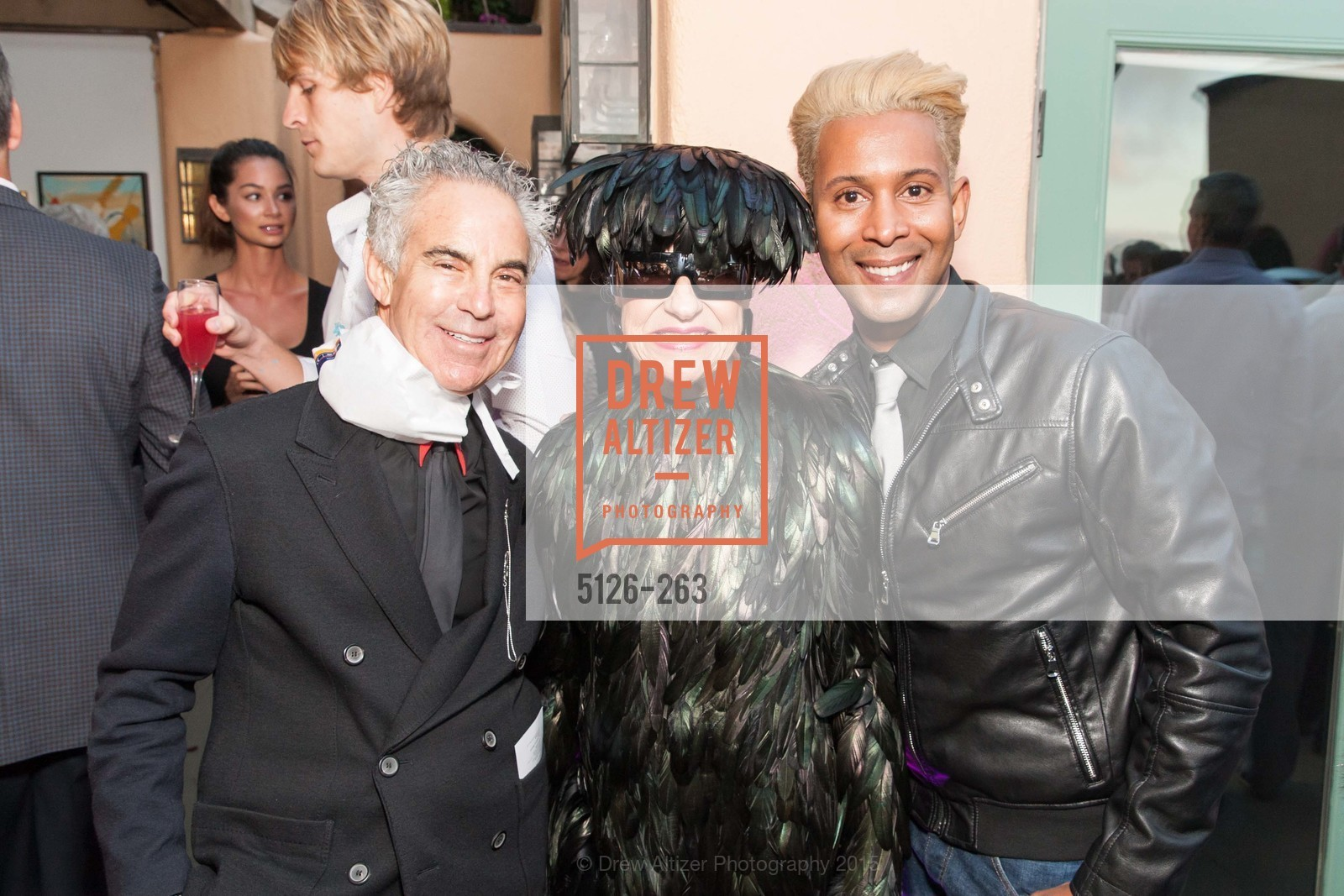 Donald Pliner, Joy Venturini Bianchi, Emillio Mesa, Drever Family Foundation Presents The 2015 Hotbed Benefit, Private, August 22nd, 2015,Drew Altizer, Drew Altizer Photography, full-service agency, private events, San Francisco photographer, photographer california