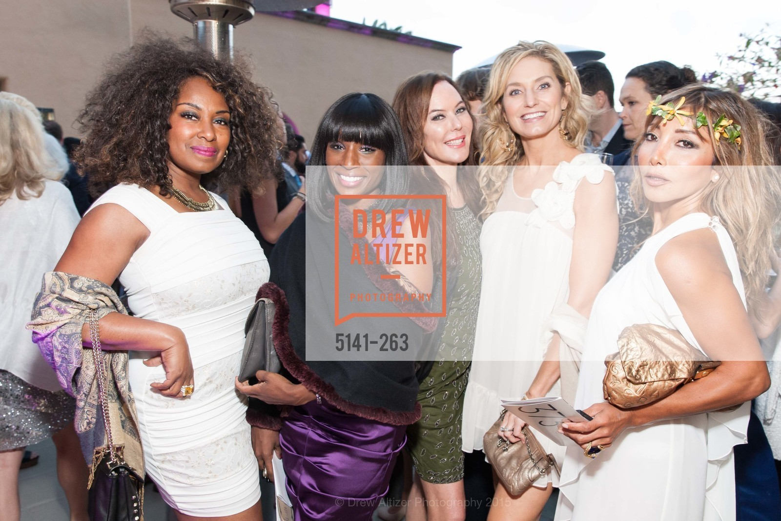 Chaundra Woods, Pernella Sommerville, Margaret Mitchell, Lisa Szady, Karen Tamblyn, Drever Family Foundation Presents The 2015 Hotbed Benefit, Private, August 22nd, 2015,Drew Altizer, Drew Altizer Photography, full-service agency, private events, San Francisco photographer, photographer california