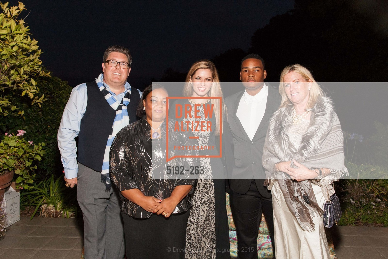 Clif Loftin, Doris Armstrong, Melanie Marsell, Christopher Armstrong, Colleen Noyes, Drever Family Foundation Presents The 2015 Hotbed Benefit, Private, August 22nd, 2015,Drew Altizer, Drew Altizer Photography, full-service agency, private events, San Francisco photographer, photographer california