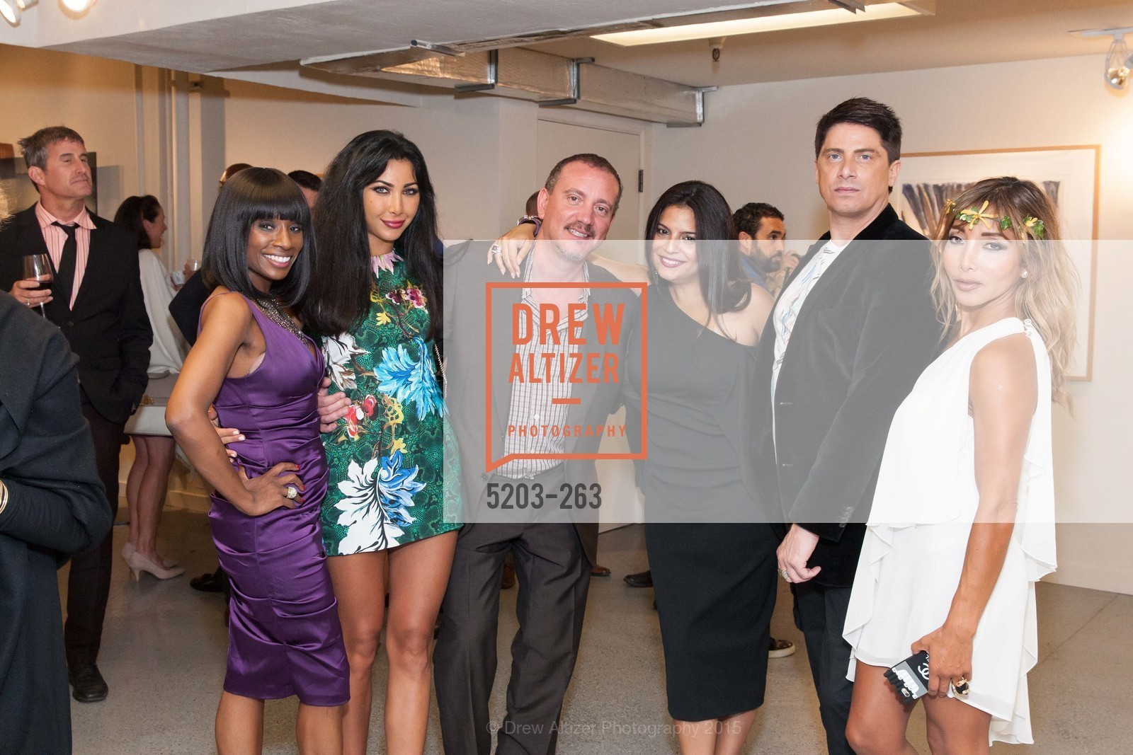 Pernella Sommerville, Paraneh, Gene Kristul, Monaz Mehta, Aubrey Brewster, Karen Tamblyn, Drever Family Foundation Presents The 2015 Hotbed Benefit, Private, August 22nd, 2015,Drew Altizer, Drew Altizer Photography, full-service agency, private events, San Francisco photographer, photographer california