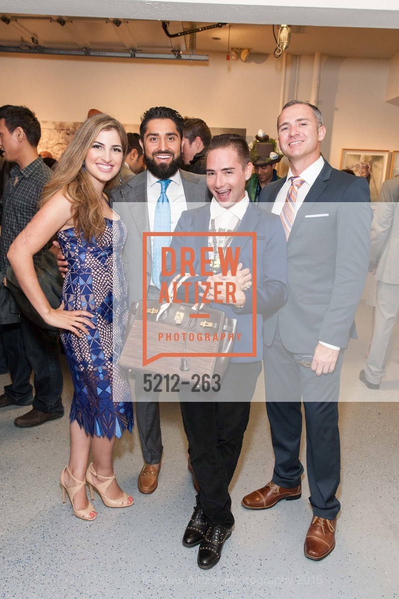 Shugufa Habibi, Roh Habibi, Michael Kuluva, Brian Wendland, Drever Family Foundation Presents The 2015 Hotbed Benefit, Private, August 22nd, 2015,Drew Altizer, Drew Altizer Photography, full-service agency, private events, San Francisco photographer, photographer california