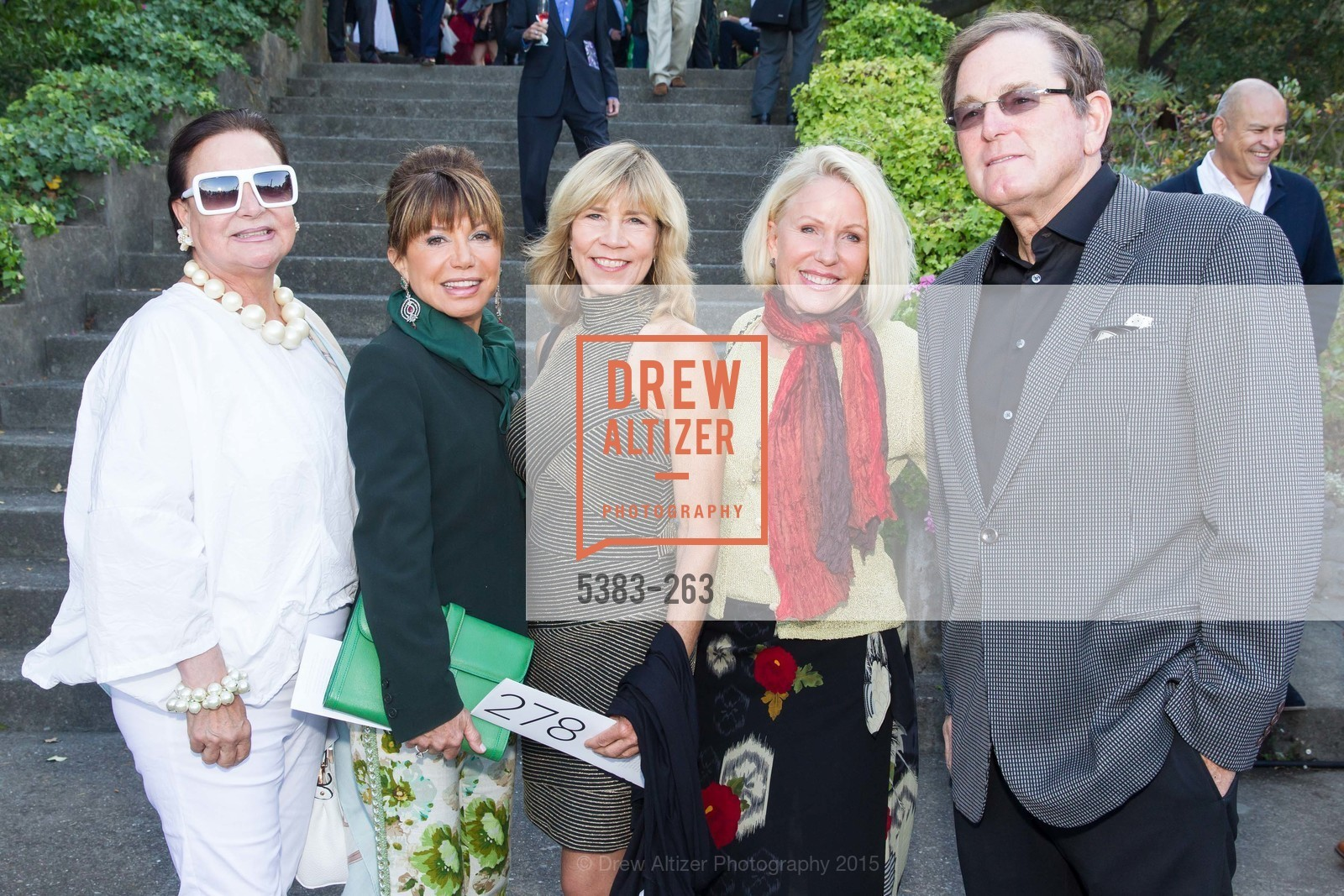 Elizabeth Merrill, Azita Mujica Beavers, CC Raeside, June Wolf, Carl Beavers, Drever Family Foundation Presents The 2015 Hotbed Benefit, Private, August 22nd, 2015,Drew Altizer, Drew Altizer Photography, full-service event agency, private events, San Francisco photographer, photographer California