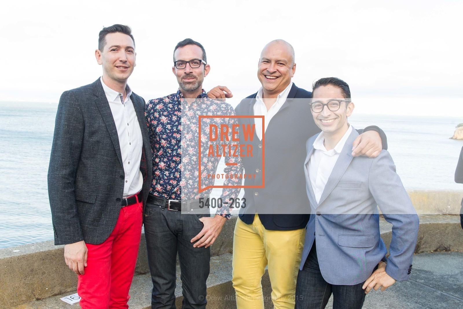 Joel Gillian, Stephen Emmy, David Rivera, Jaime Lemus, Drever Family Foundation Presents The 2015 Hotbed Benefit, Private, August 22nd, 2015,Drew Altizer, Drew Altizer Photography, full-service agency, private events, San Francisco photographer, photographer california