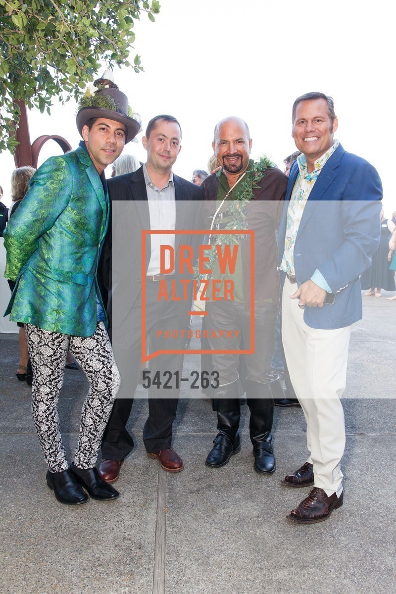 Elmer Guerrero, Trevor Ross, Ted Hannig, Mark Calvano, Drever Family Foundation Presents The 2015 Hotbed Benefit, Private, August 22nd, 2015,Drew Altizer, Drew Altizer Photography, full-service agency, private events, San Francisco photographer, photographer california