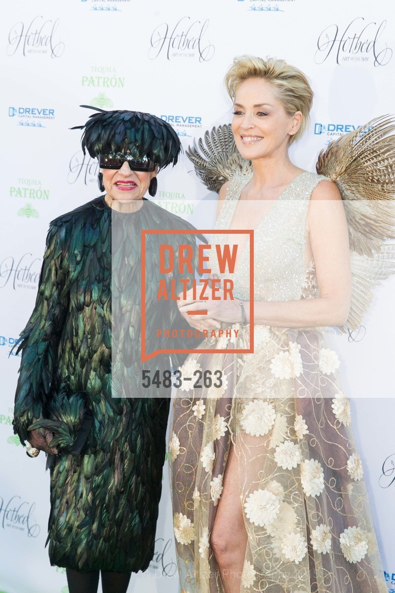 Joy Venturini Bianchi, Sharon Stone, Drever Family Foundation Presents The 2015 Hotbed Benefit, Private, August 22nd, 2015,Drew Altizer, Drew Altizer Photography, full-service agency, private events, San Francisco photographer, photographer california