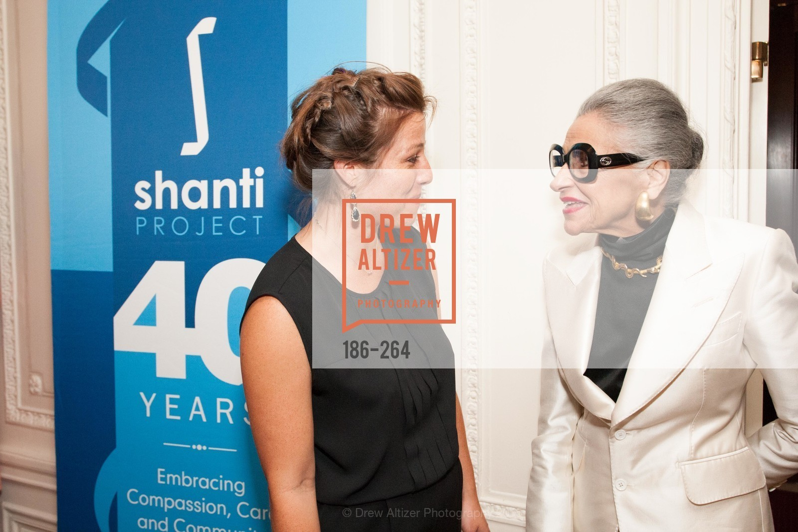 Lauren Villa, Joy Venturini Bianchi, Shanti's Compassion is Universal 41st Anniversary Preview Reception, Palace Hotel. 2 Montgomery Street, August 25th, 2015,Drew Altizer, Drew Altizer Photography, full-service agency, private events, San Francisco photographer, photographer california