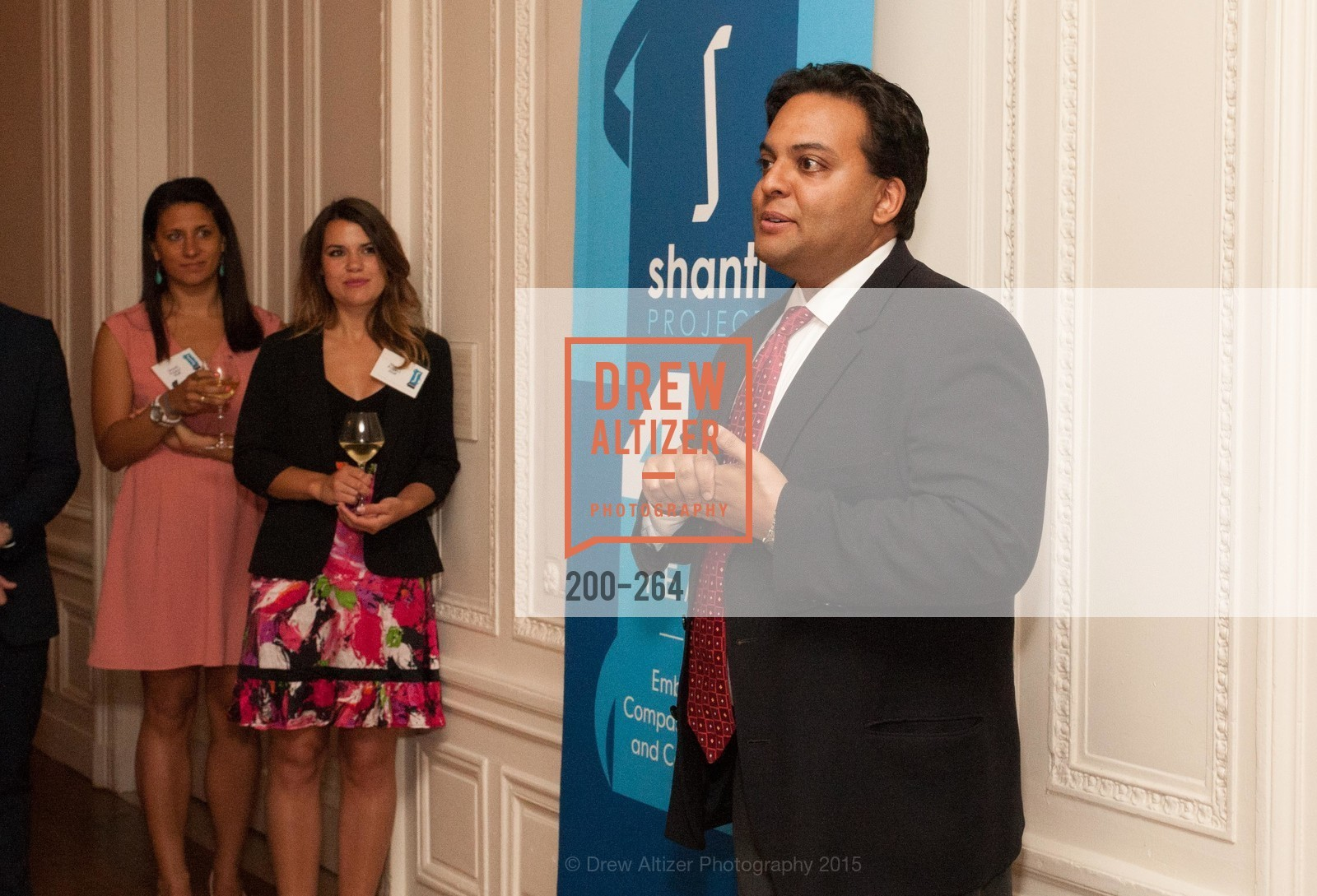 Kaushik Roy, Shanti's Compassion is Universal 41st Anniversary Preview Reception, Palace Hotel. 2 Montgomery Street, August 25th, 2015,Drew Altizer, Drew Altizer Photography, full-service agency, private events, San Francisco photographer, photographer california