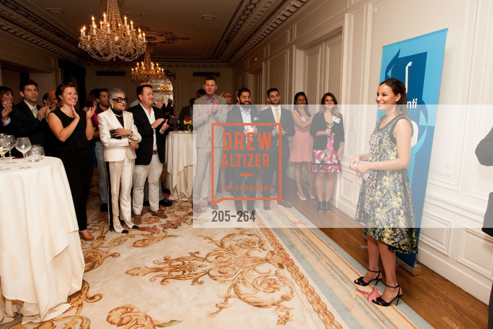 Bahya Oumil-Murad, Shanti's Compassion is Universal 41st Anniversary Preview Reception, Palace Hotel. 2 Montgomery Street, August 25th, 2015,Drew Altizer, Drew Altizer Photography, full-service agency, private events, San Francisco photographer, photographer california