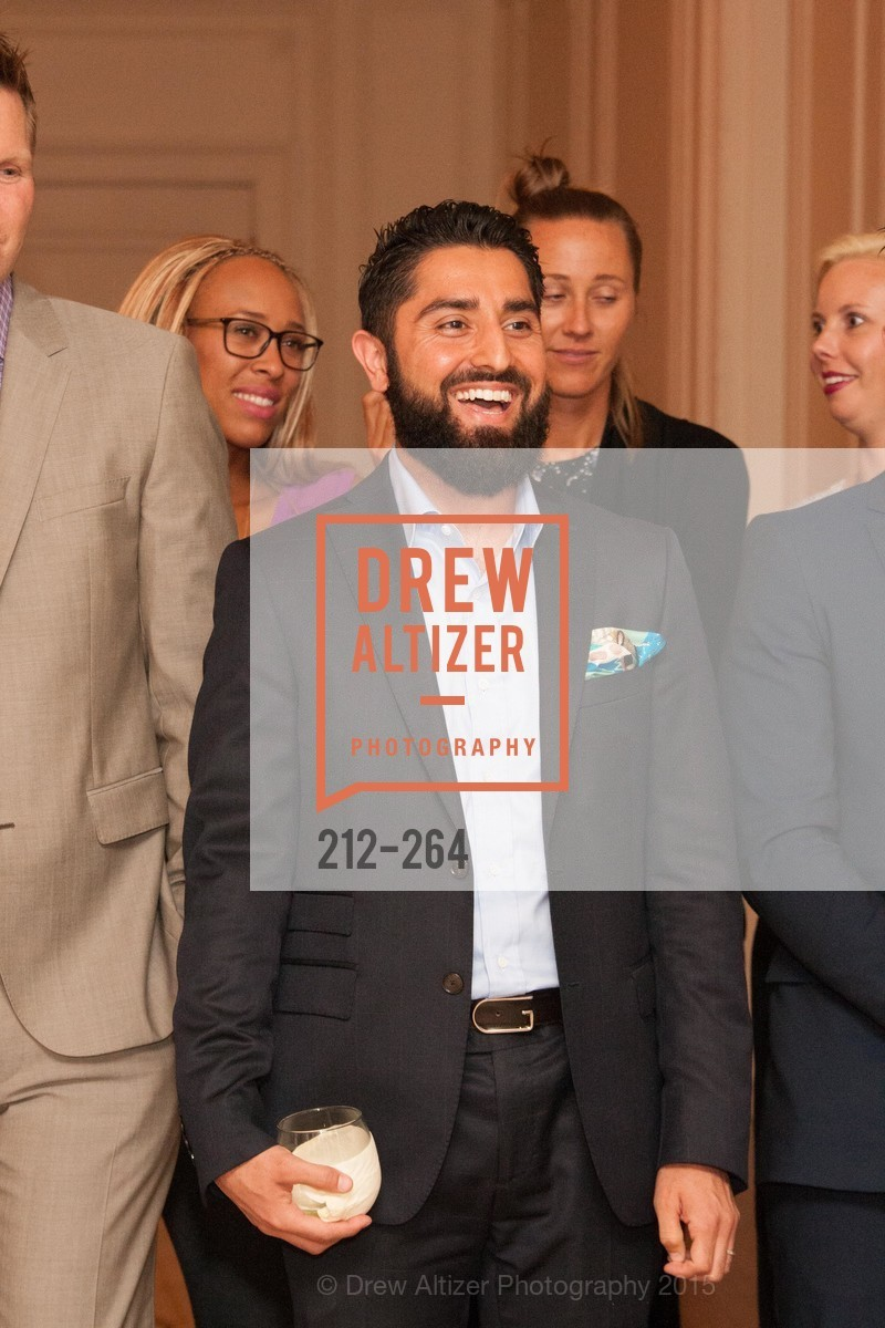Roh Habibi, Shanti's Compassion is Universal 41st Anniversary Preview Reception, Palace Hotel. 2 Montgomery Street, August 25th, 2015,Drew Altizer, Drew Altizer Photography, full-service agency, private events, San Francisco photographer, photographer california
