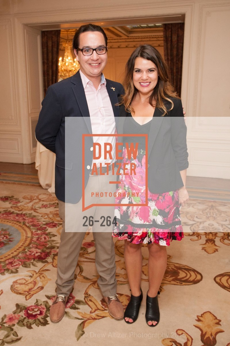 Christopher Wiseman, Melody Bartholomew, Shanti's Compassion is Universal 41st Anniversary Preview Reception, Palace Hotel. 2 Montgomery Street, August 25th, 2015,Drew Altizer, Drew Altizer Photography, full-service event agency, private events, San Francisco photographer, photographer California