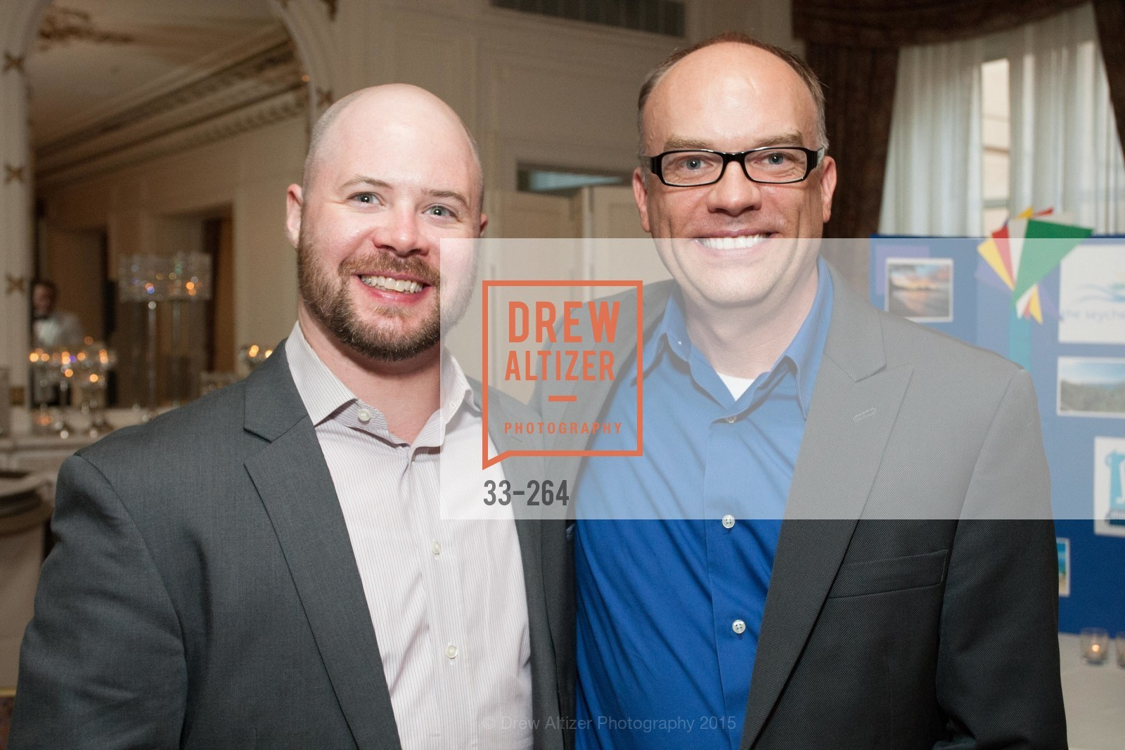 Jackson Bowman, Keith Waltrip, Shanti's Compassion is Universal 41st Anniversary Preview Reception, Palace Hotel. 2 Montgomery Street, August 25th, 2015,Drew Altizer, Drew Altizer Photography, full-service agency, private events, San Francisco photographer, photographer california