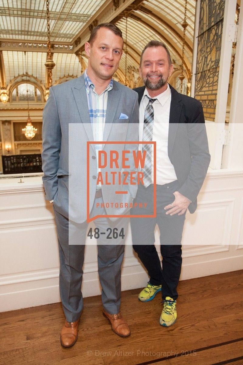 Edward Dzialo, Mike Hickey, Shanti's Compassion is Universal 41st Anniversary Preview Reception, Palace Hotel. 2 Montgomery Street, August 25th, 2015,Drew Altizer, Drew Altizer Photography, full-service agency, private events, San Francisco photographer, photographer california