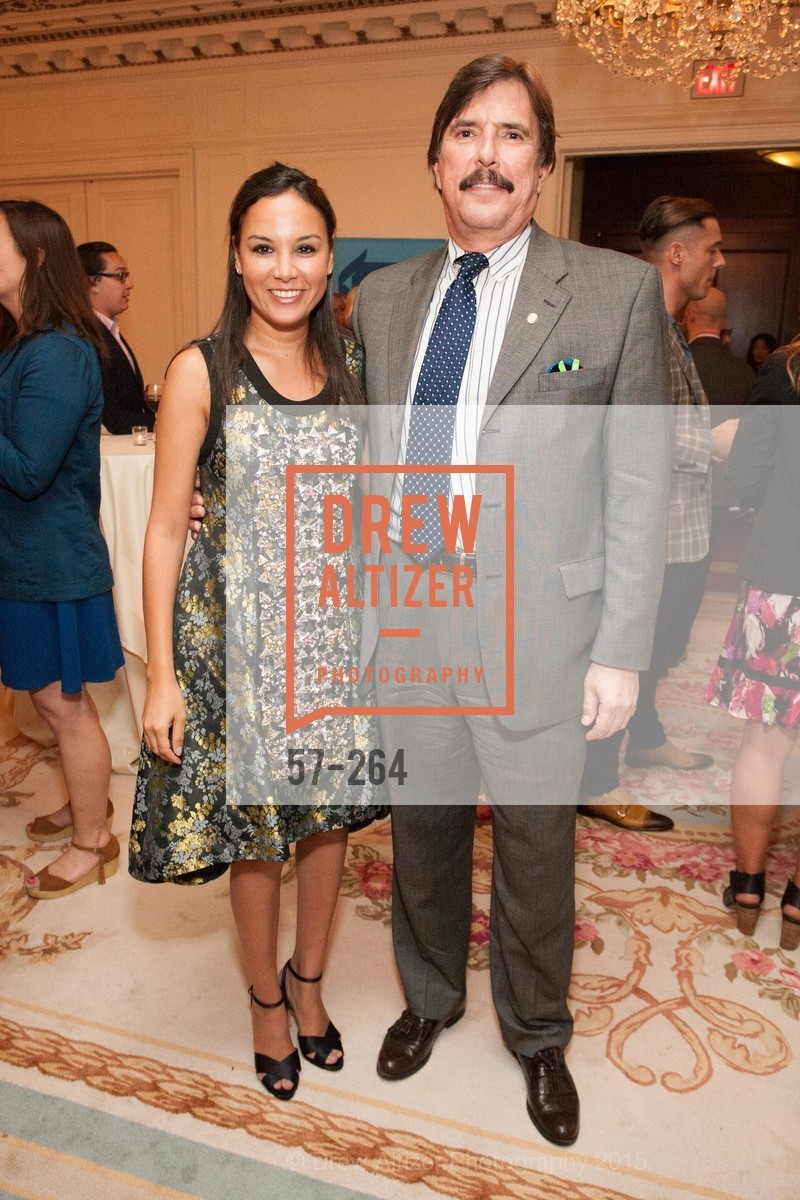 Bahya Oumil-Murad, John Rosin, Shanti's Compassion is Universal 41st Anniversary Preview Reception, Palace Hotel. 2 Montgomery Street, August 25th, 2015,Drew Altizer, Drew Altizer Photography, full-service event agency, private events, San Francisco photographer, photographer California