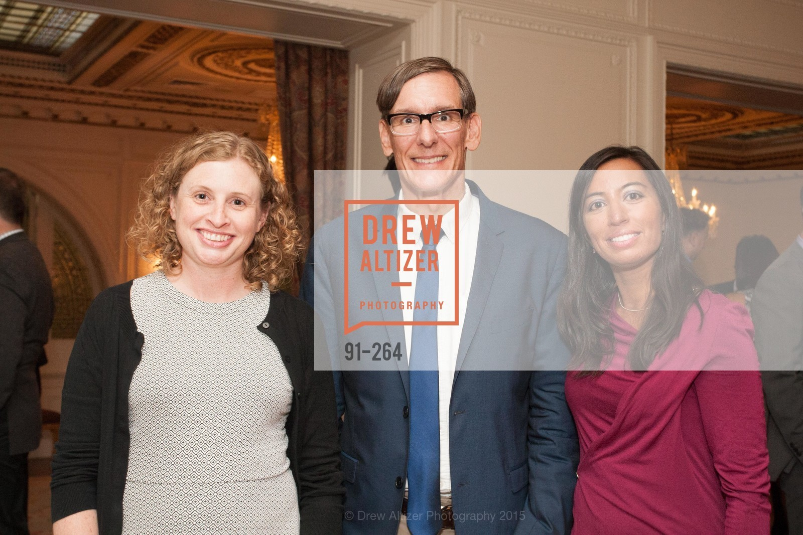 Pauline McCarthy, Chip Supanich, Nisha Trivedi, Shanti's Compassion is Universal 41st Anniversary Preview Reception, Palace Hotel. 2 Montgomery Street, August 25th, 2015,Drew Altizer, Drew Altizer Photography, full-service agency, private events, San Francisco photographer, photographer california