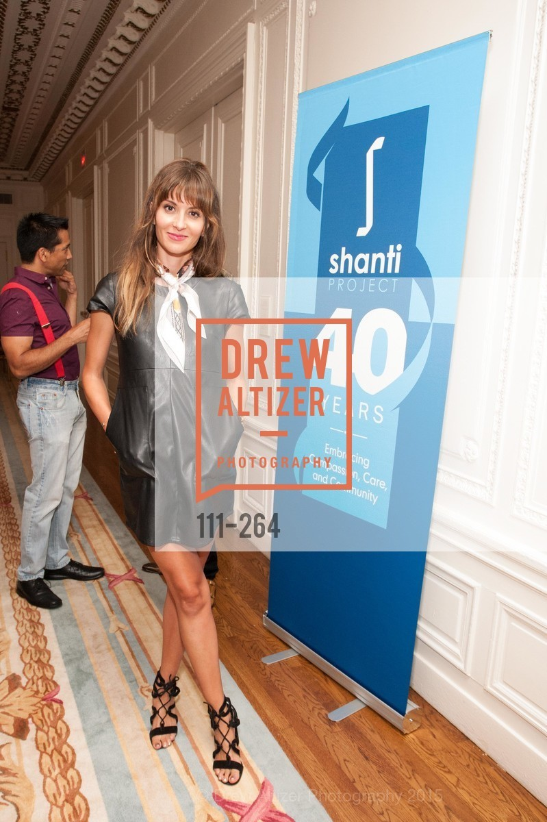 Mary Gonzalves Kinney, Shanti's Compassion is Universal 41st Anniversary Preview Reception, Palace Hotel. 2 Montgomery Street, August 25th, 2015,Drew Altizer, Drew Altizer Photography, full-service agency, private events, San Francisco photographer, photographer california