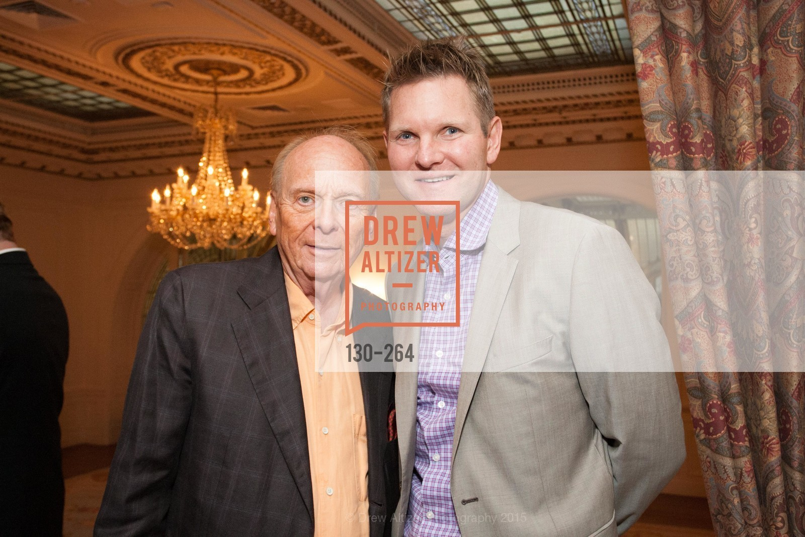 David Pace, Dan Jorgensen, Shanti's Compassion is Universal 41st Anniversary Preview Reception, Palace Hotel. 2 Montgomery Street, August 25th, 2015,Drew Altizer, Drew Altizer Photography, full-service event agency, private events, San Francisco photographer, photographer California