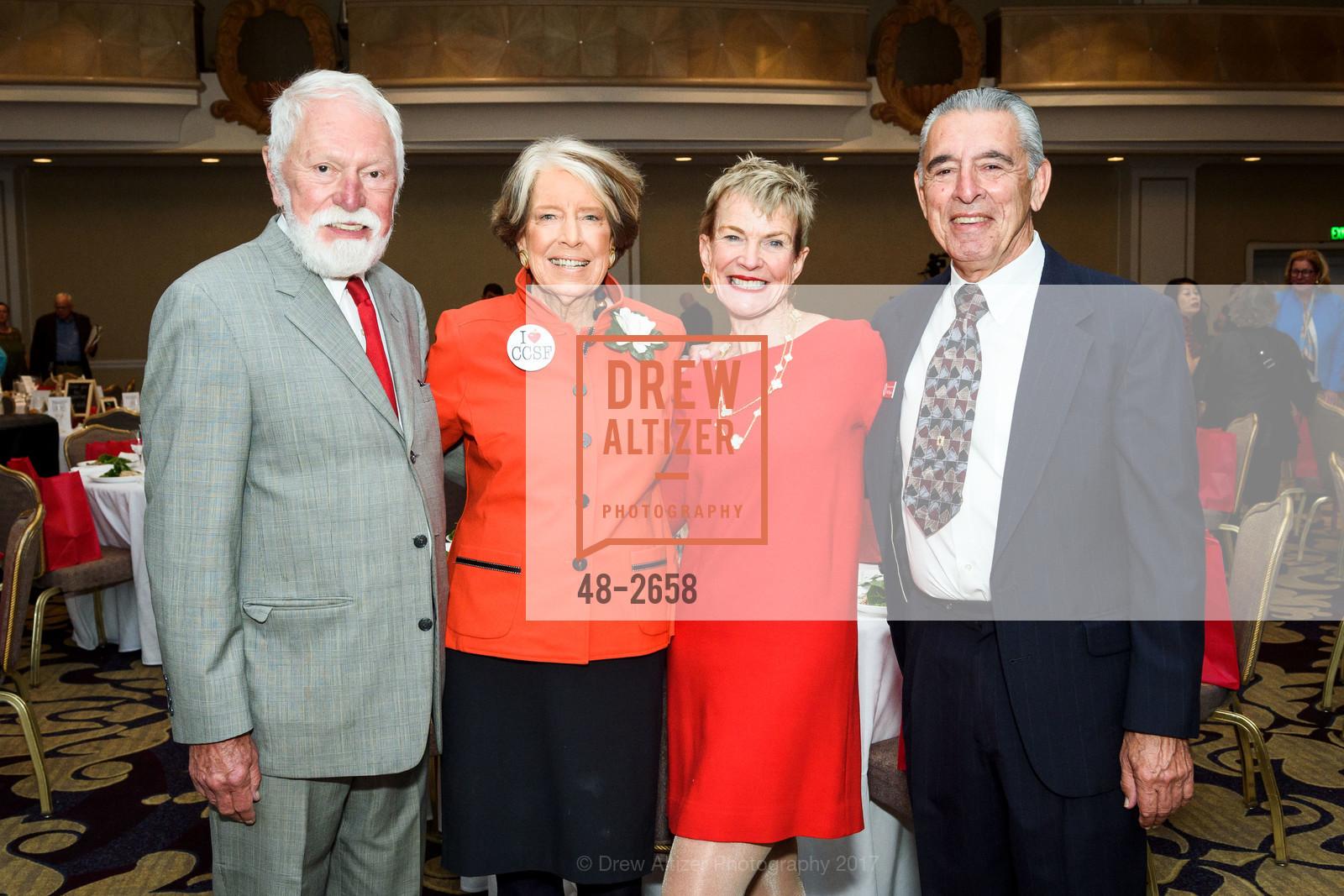 Lewis Sykes, Deborah Dooley, Kathleen Sullivan Alioto, Will Maynez, Photo #48-2658
