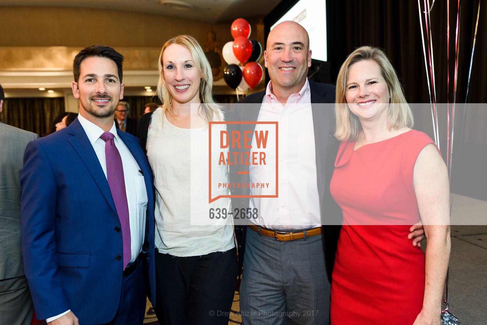 Victor Olivieri, Audrey Murray, Derek Remski, Kat Anderson, Photo #639-2658