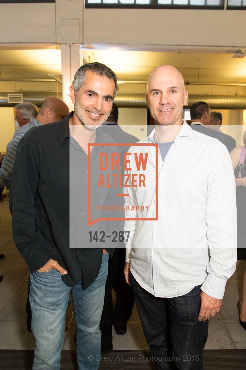 Sam Michaels, Jon Pitchener, Pre-Party for Cirque du Soiree 2015, If(we.co) Headquarters. 848 Battery St, August 27th, 2015,Drew Altizer, Drew Altizer Photography, full-service agency, private events, San Francisco photographer, photographer california