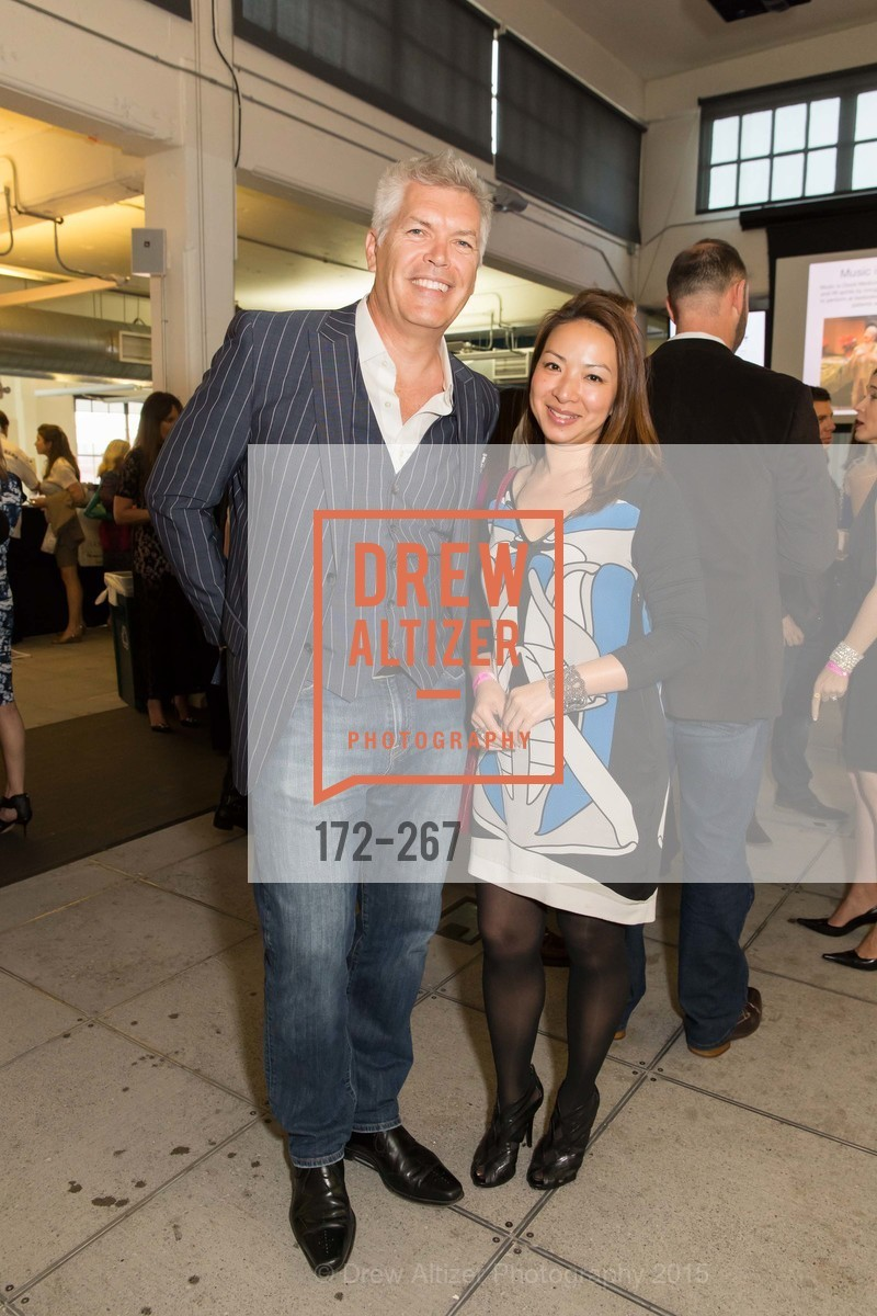 Geoff Trotter, Carmen Ho, Pre-Party for Cirque du Soiree 2015, If(we.co) Headquarters. 848 Battery St, August 27th, 2015,Drew Altizer, Drew Altizer Photography, full-service agency, private events, San Francisco photographer, photographer california