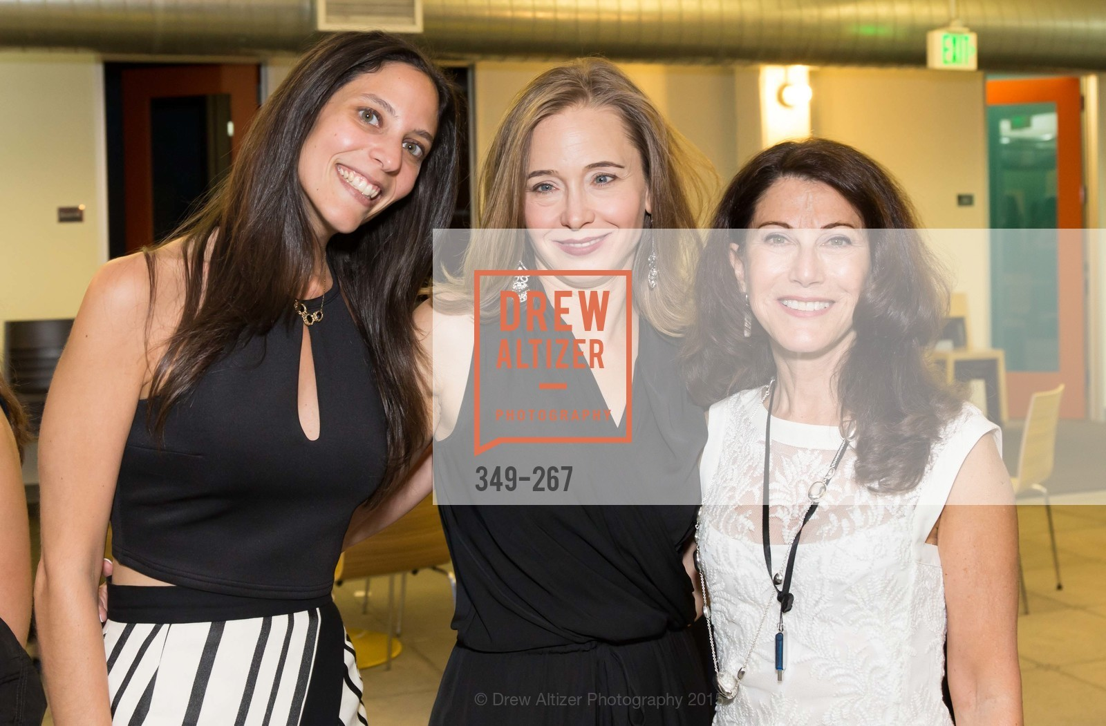 Rachel Wolfson, Mylea Charvat, Adrienne Mally, Pre-Party for Cirque du Soiree 2015, If(we.co) Headquarters. 848 Battery St, August 27th, 2015,Drew Altizer, Drew Altizer Photography, full-service agency, private events, San Francisco photographer, photographer california