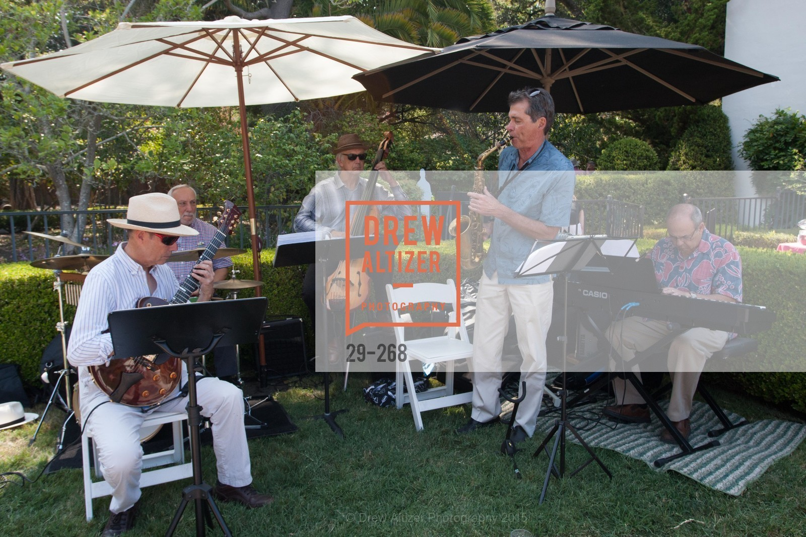 Performers, CASA of San Mateo County Auxiliary's Annual Garden Party, 2135 Ralston Avenue, August 30th, 2015,Drew Altizer, Drew Altizer Photography, full-service event agency, private events, San Francisco photographer, photographer California