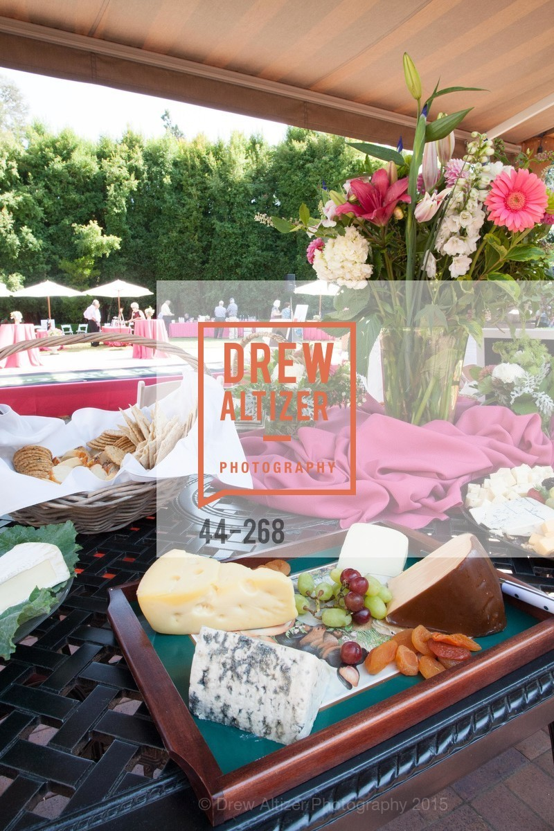 Atmosphere, CASA of San Mateo County Auxiliary's Annual Garden Party, 2135 Ralston Avenue, August 30th, 2015,Drew Altizer, Drew Altizer Photography, full-service agency, private events, San Francisco photographer, photographer california