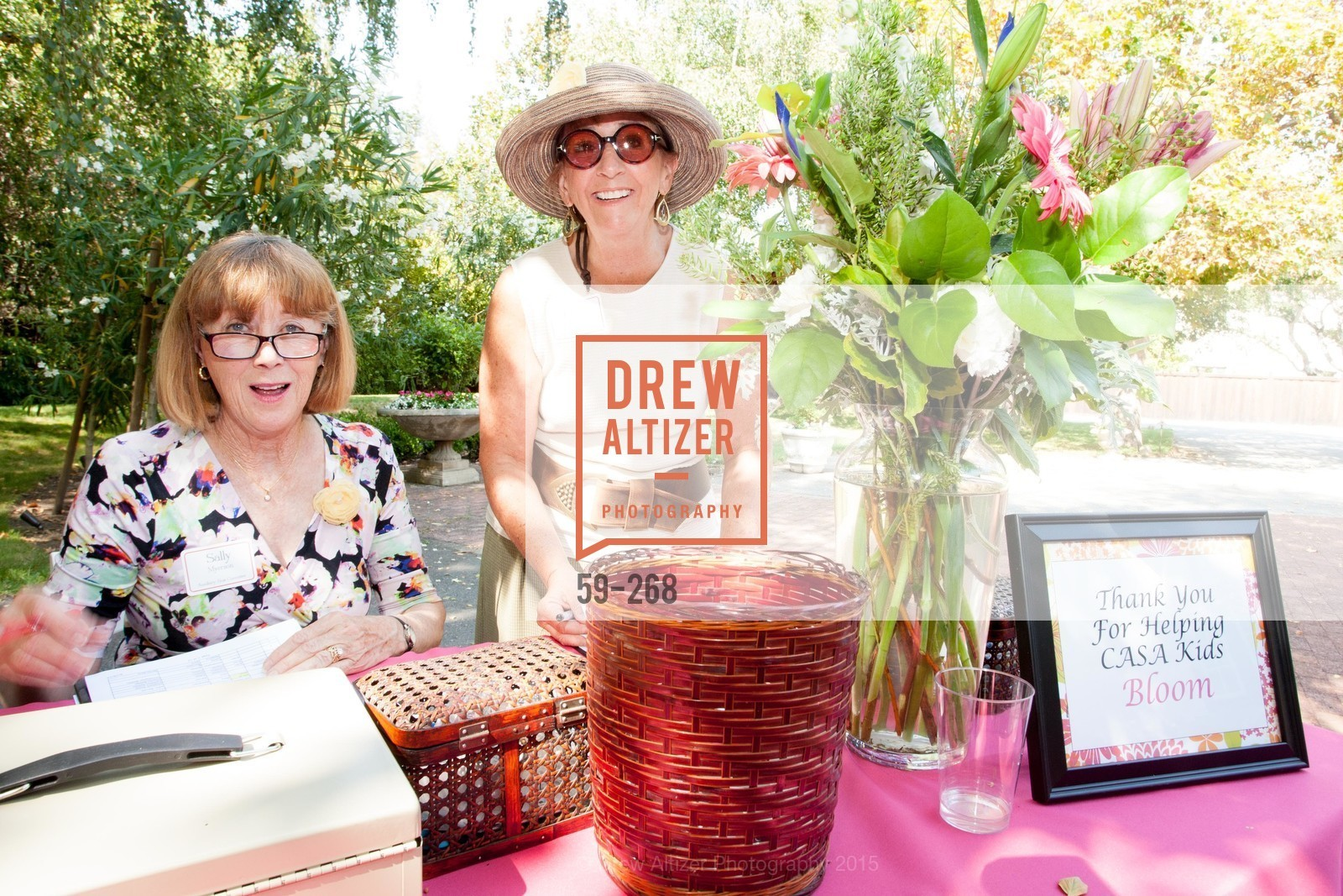 Libby Horn, CASA of San Mateo County Auxiliary's Annual Garden Party, 2135 Ralston Avenue, August 30th, 2015,Drew Altizer, Drew Altizer Photography, full-service agency, private events, San Francisco photographer, photographer california