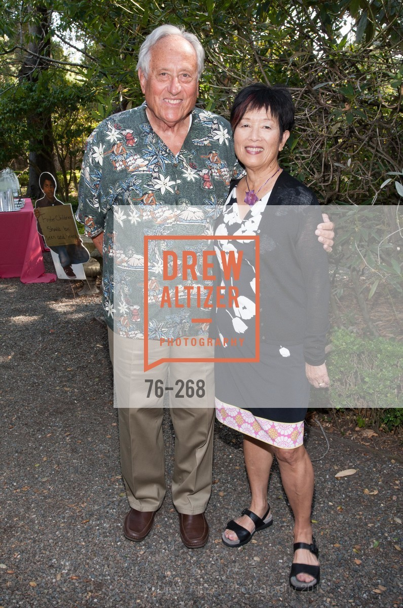 Harvey Kaplan, Gail Kaplan, CASA of San Mateo County Auxiliary's Annual Garden Party, 2135 Ralston Avenue, August 30th, 2015,Drew Altizer, Drew Altizer Photography, full-service event agency, private events, San Francisco photographer, photographer California