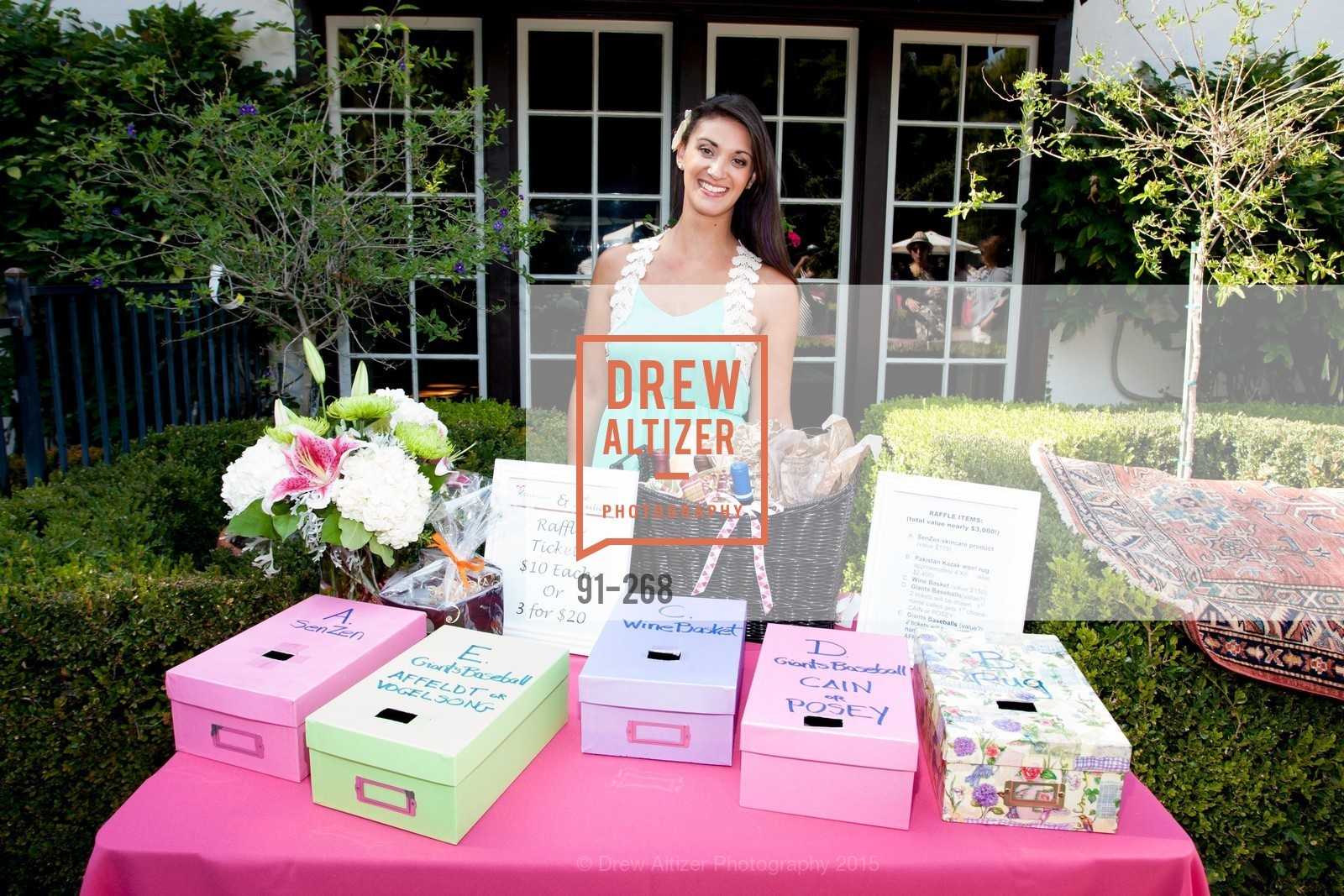 Christy Zwingle, CASA of San Mateo County Auxiliary's Annual Garden Party, 2135 Ralston Avenue, August 30th, 2015,Drew Altizer, Drew Altizer Photography, full-service agency, private events, San Francisco photographer, photographer california